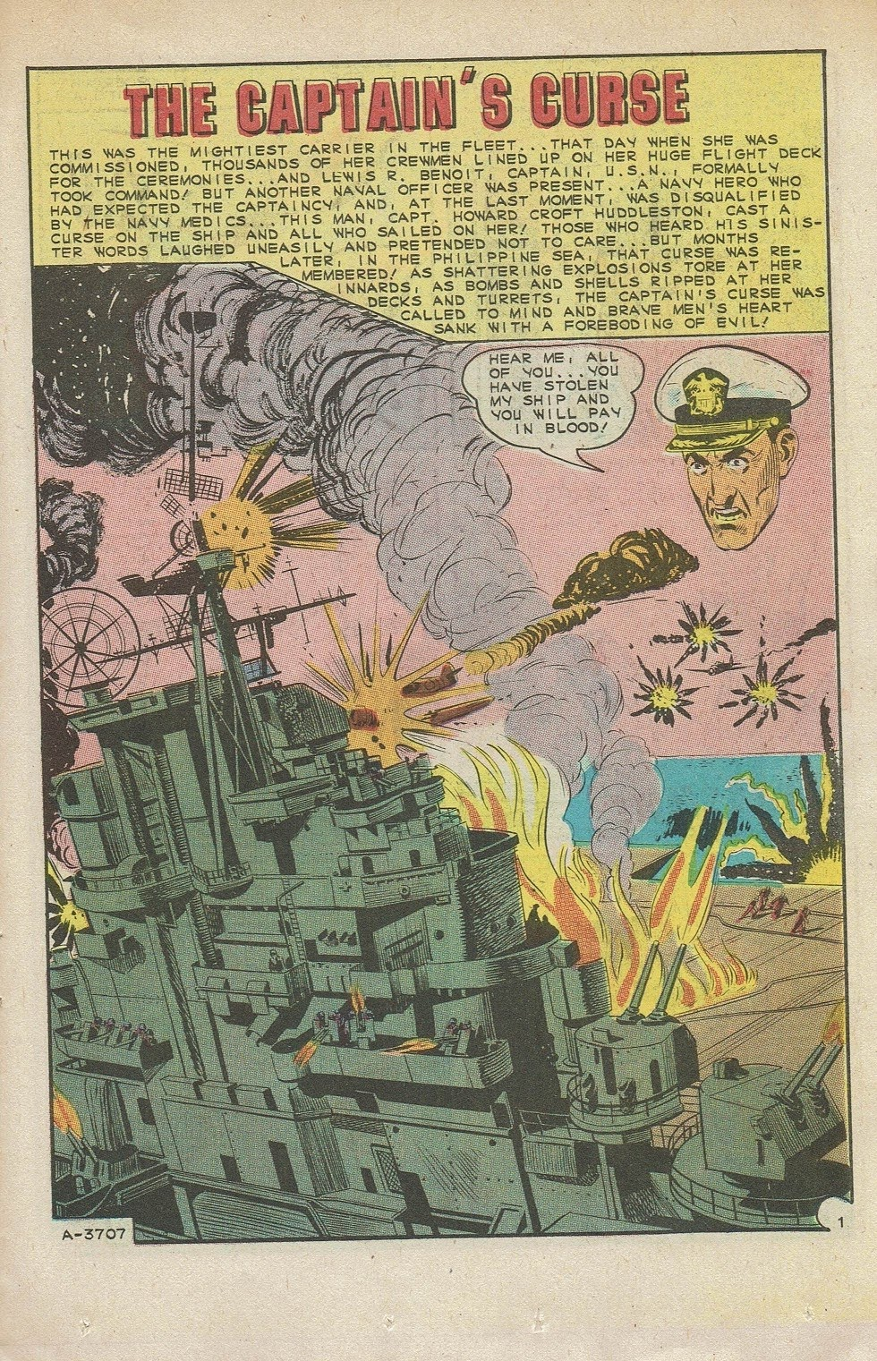 Read online Fightin' Navy comic -  Issue #126 - 25