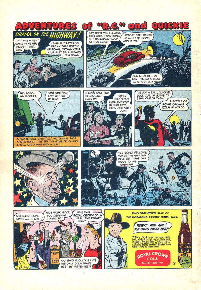 Read online Sensation (Mystery) Comics comic -  Issue #68 - 52