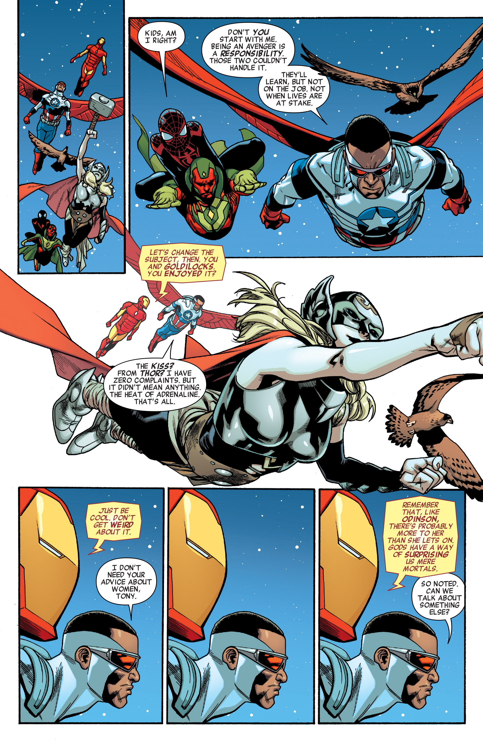 Read online All-New, All-Different Avengers comic -  Issue #5 - 15