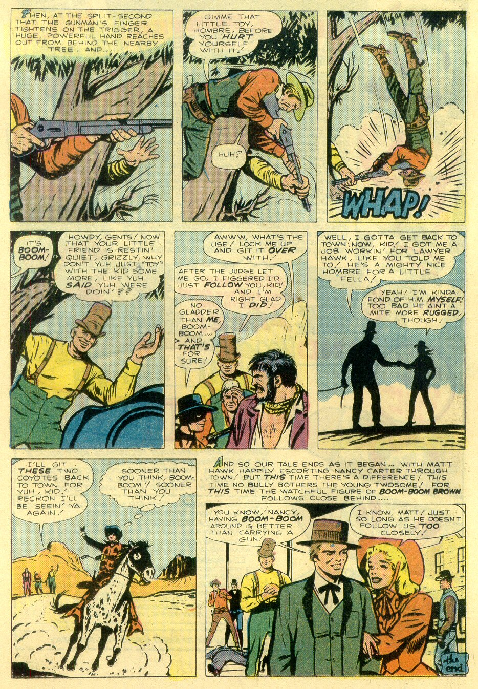 Read online Two-Gun Kid comic -  Issue #123 - 21