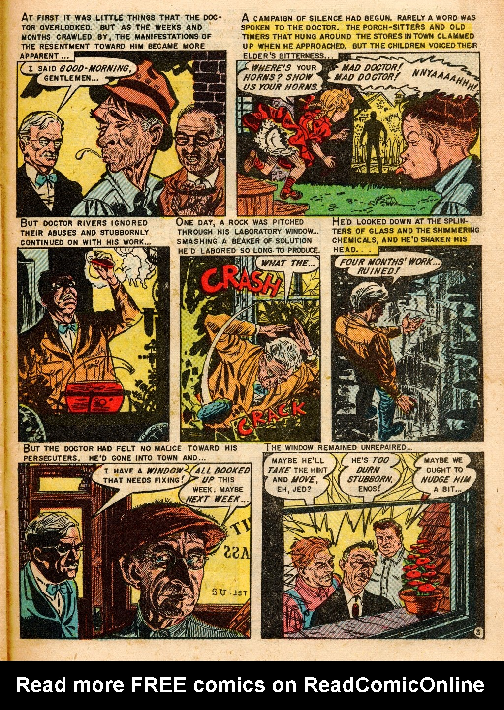 Read online Shock SuspenStories comic -  Issue #9 - 23