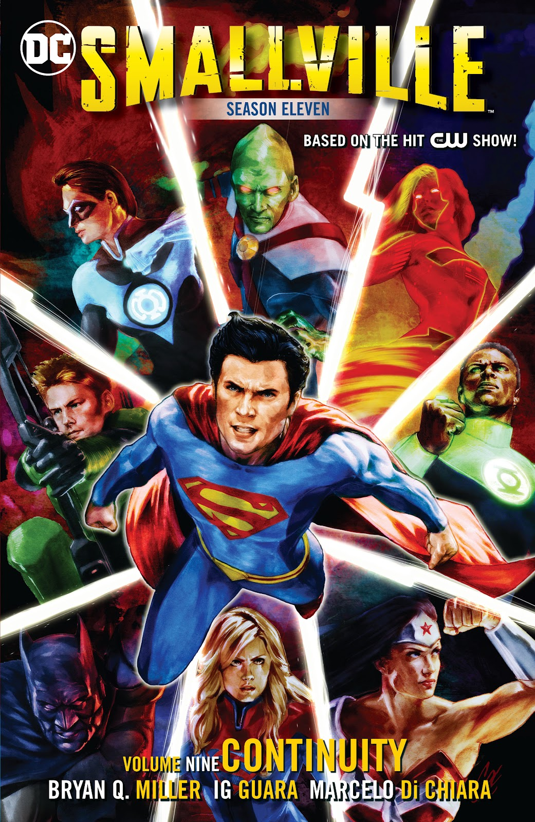 Read online Smallville Season 11 [II] comic -  Issue # TPB 9 - 1