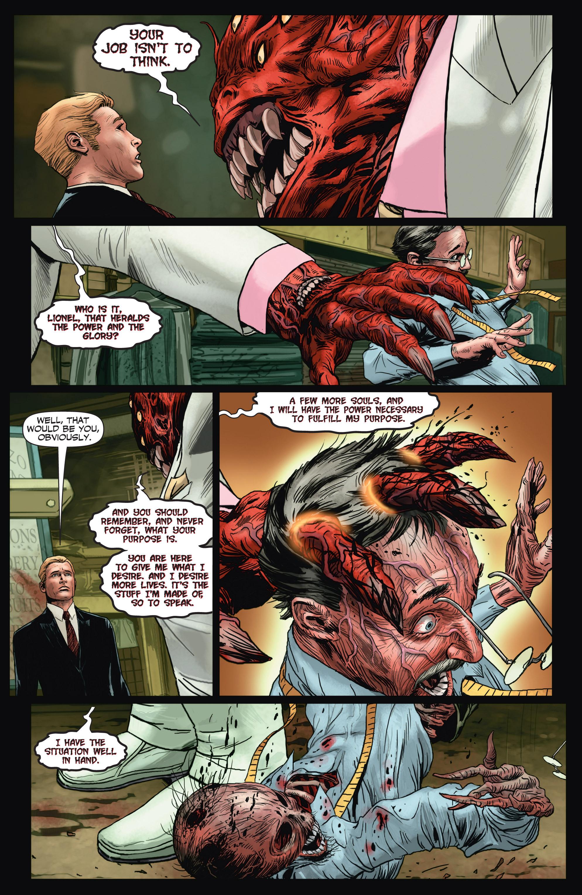 Read online Shadowman (2012) comic -  Issue #2 - 11