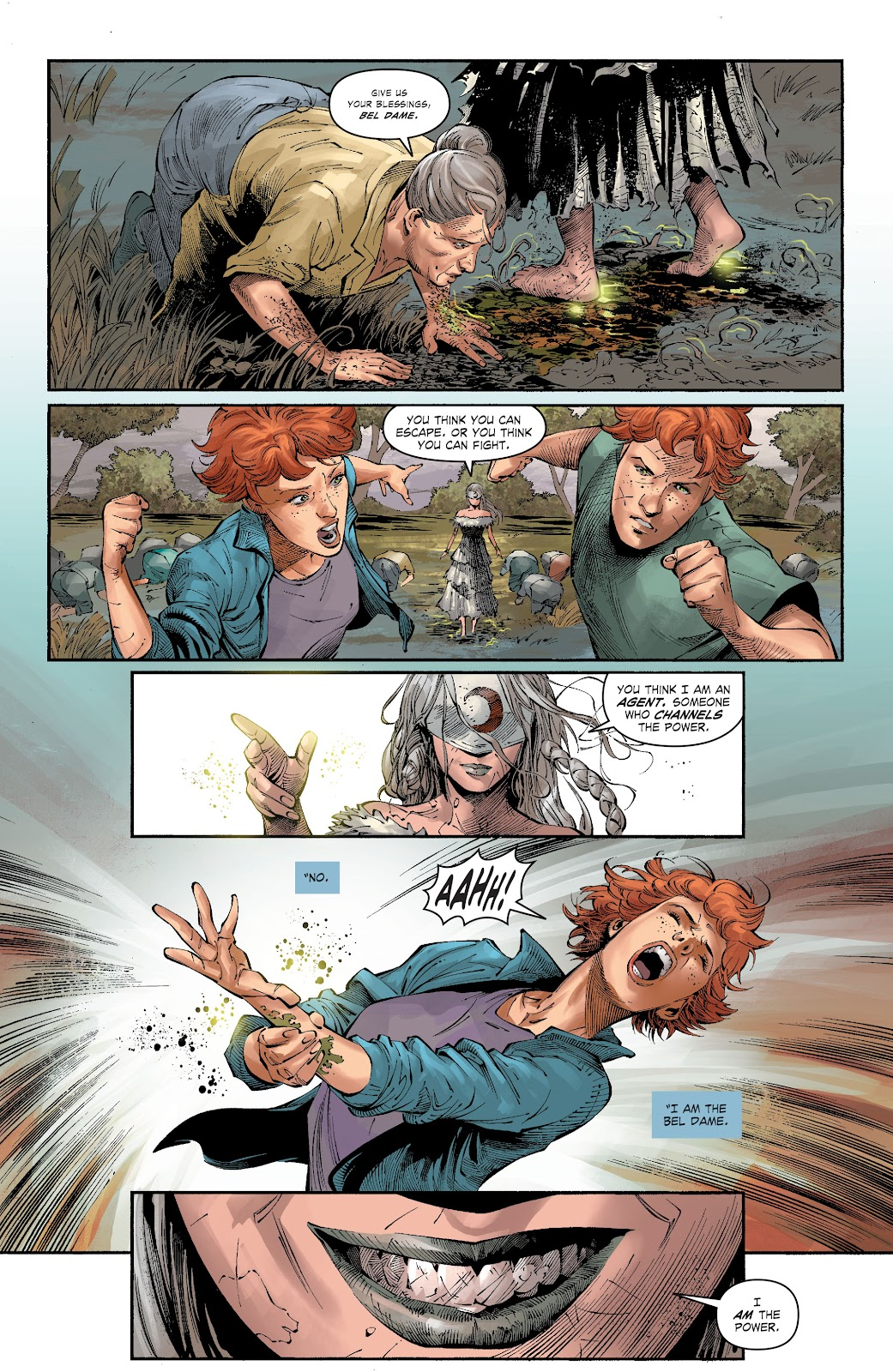 Read online The Curse of Brimstone: Ashes comic -  Issue # TPB (Part 1) - 53