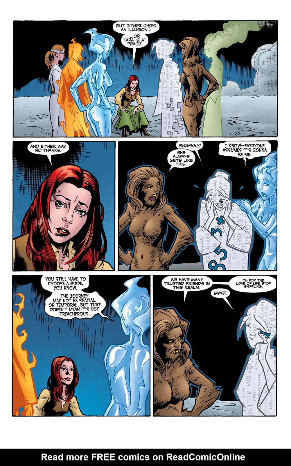 Read online Buffy the Vampire Slayer: Willow comic -  Issue # Full - 19