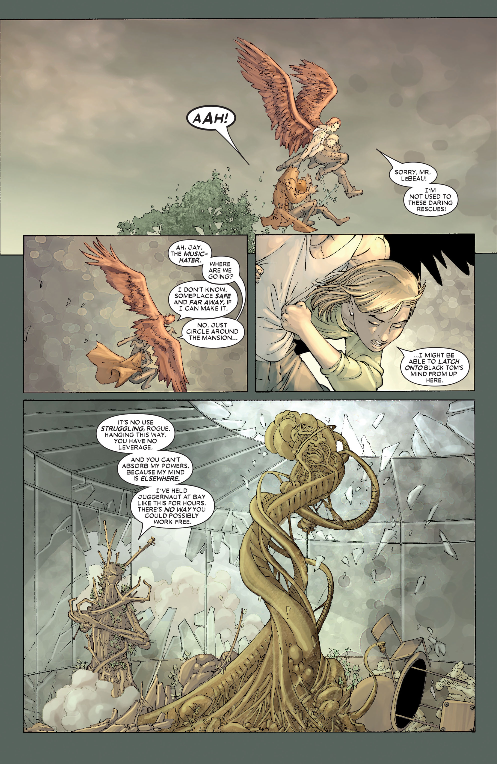X-Men (1991) 164 Page 3