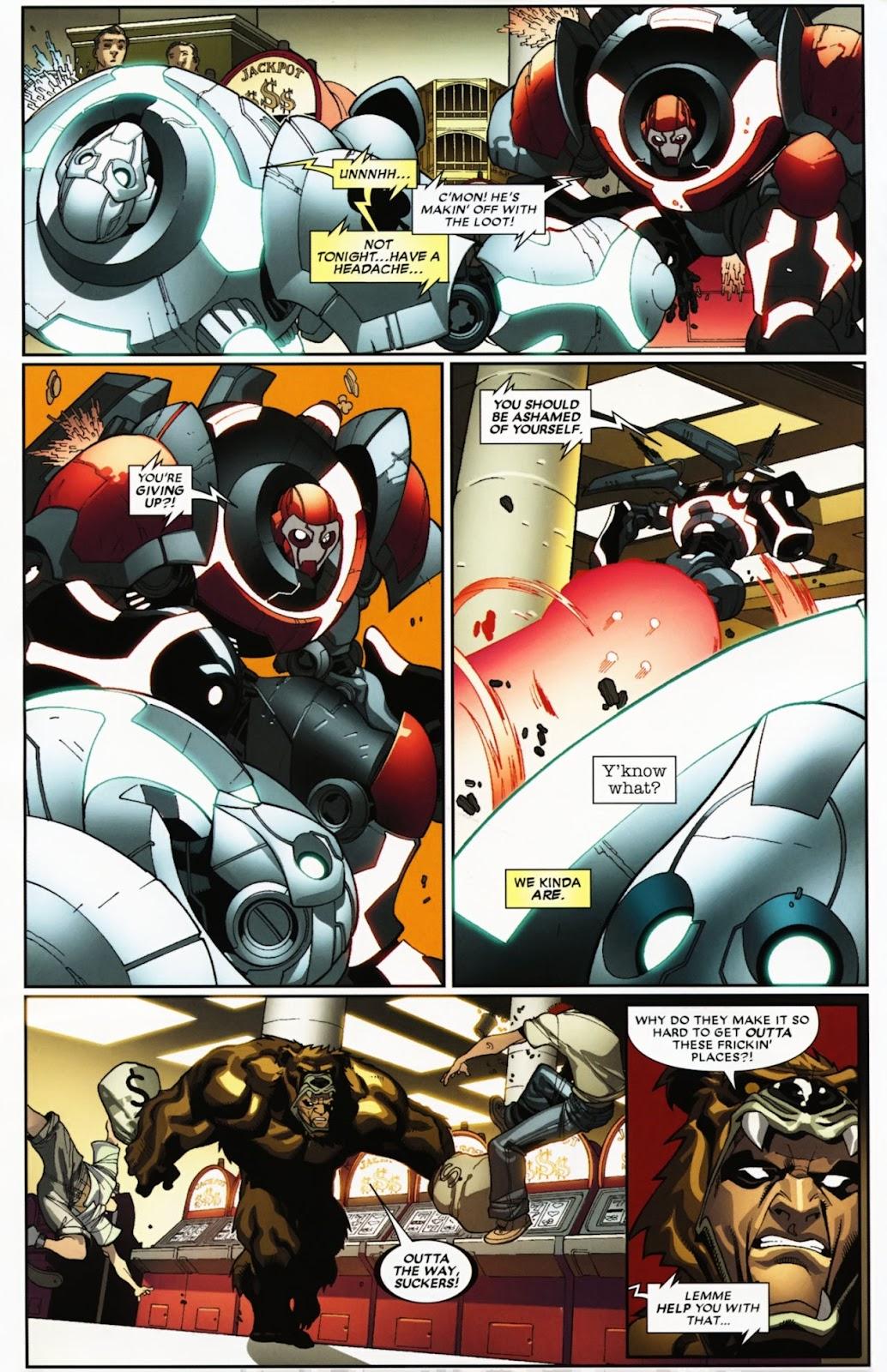 Read online Deadpool (2008) comic -  Issue #24 - 18