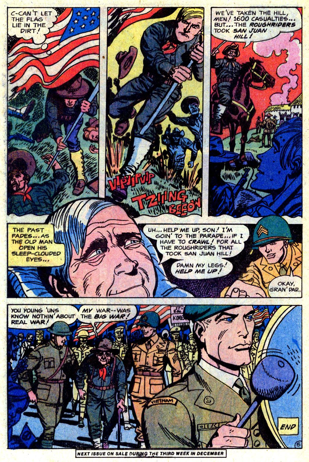Read online Sgt. Rock comic -  Issue #337 - 19