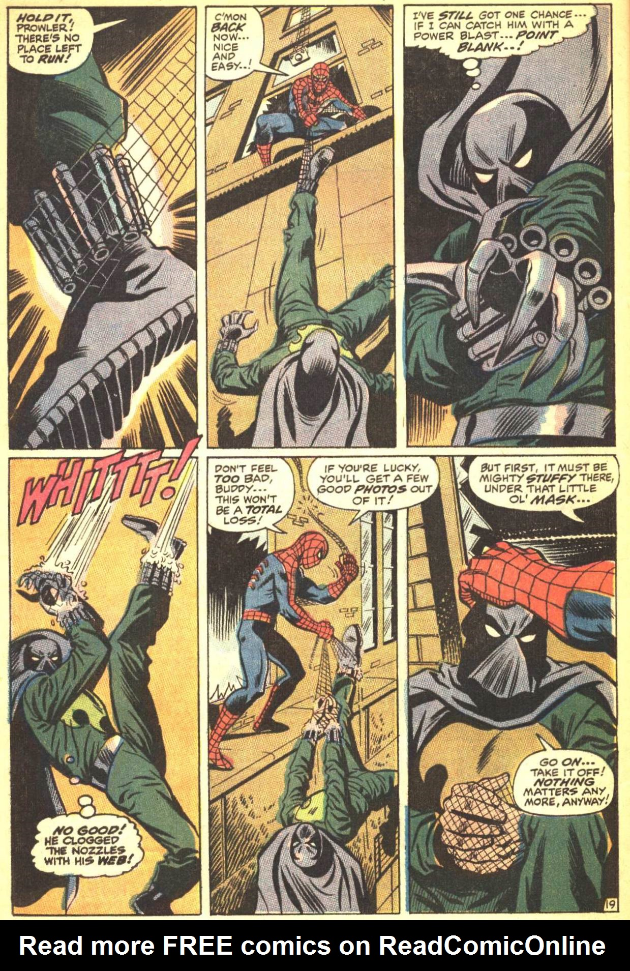 The Amazing Spider-Man (1963) 79 Page 21