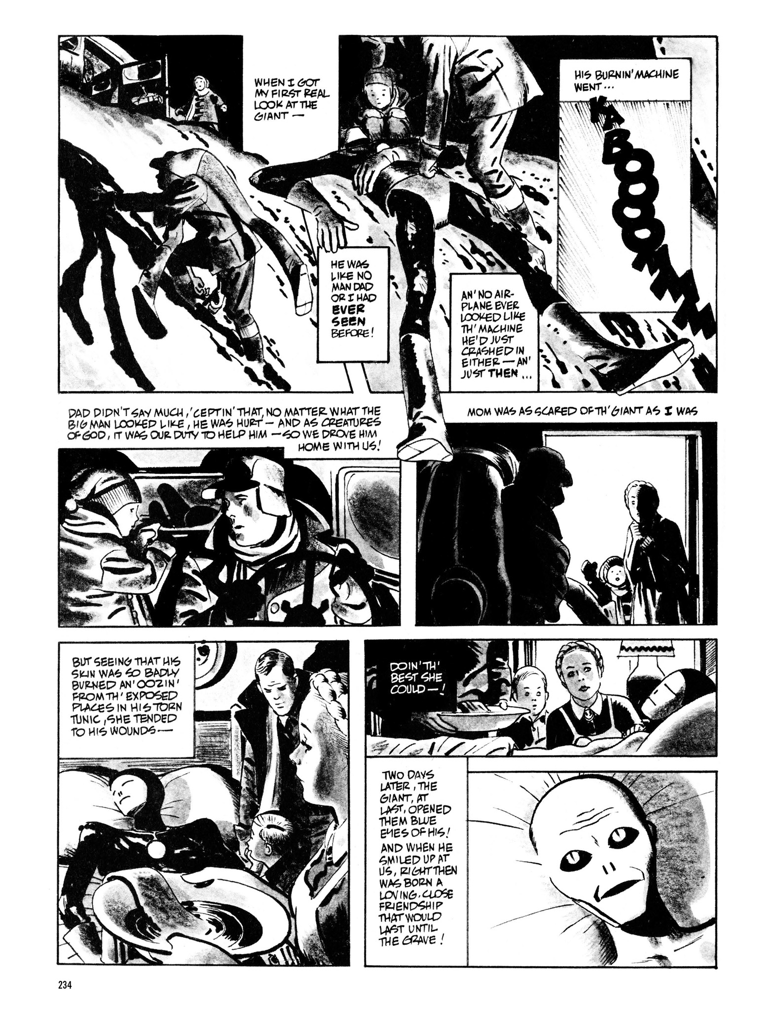 Read online Eerie Archives comic -  Issue # TPB 13 - 235
