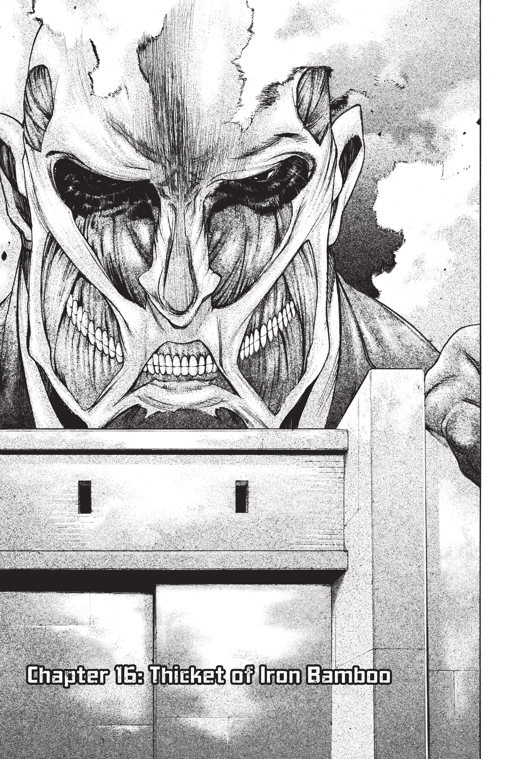 Read online Attack on Titan: Before the Fall comic -  Issue #5 - 108