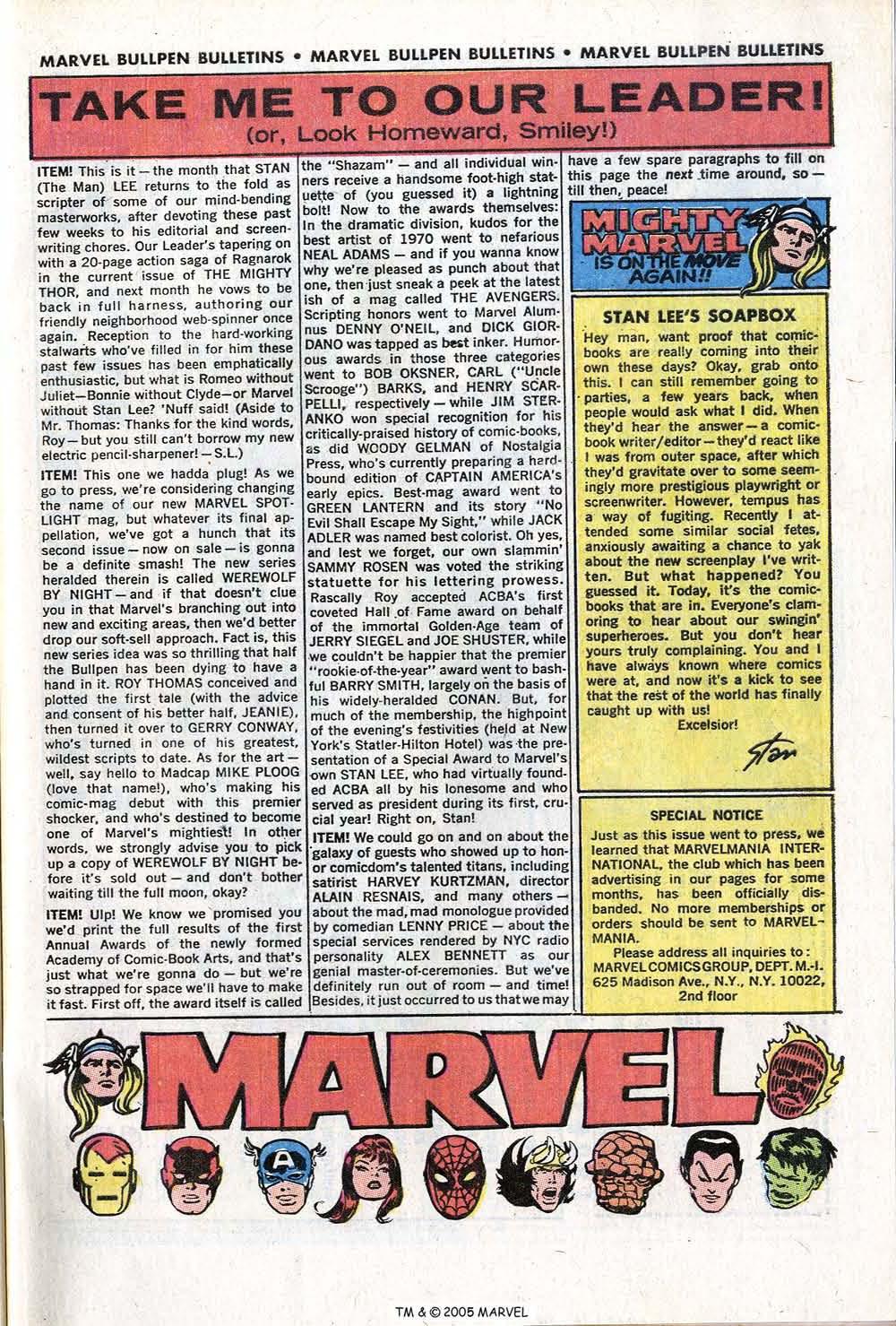 Read online Uncanny X-Men (1963) comic -  Issue #73 - 33