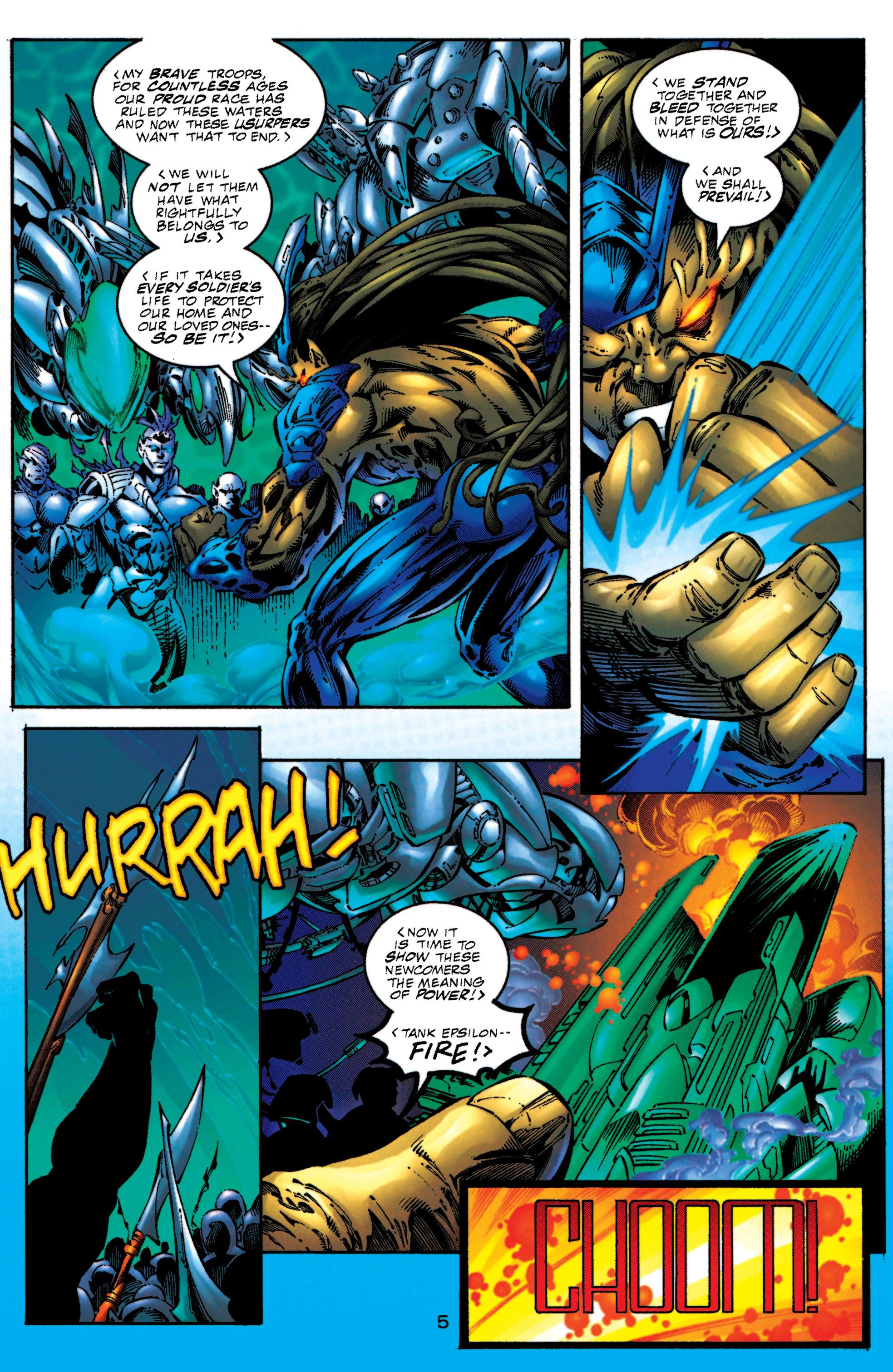 Read online Aquaman (1994) comic -  Issue #51 - 5