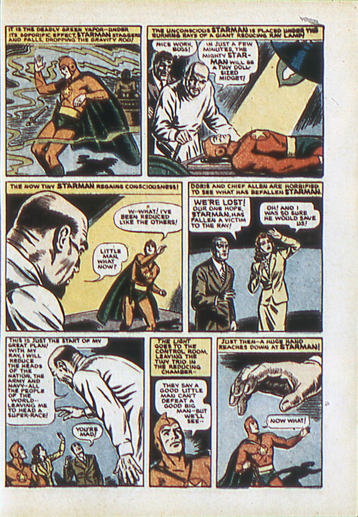 Read online Adventure Comics (1938) comic -  Issue #62 - 10