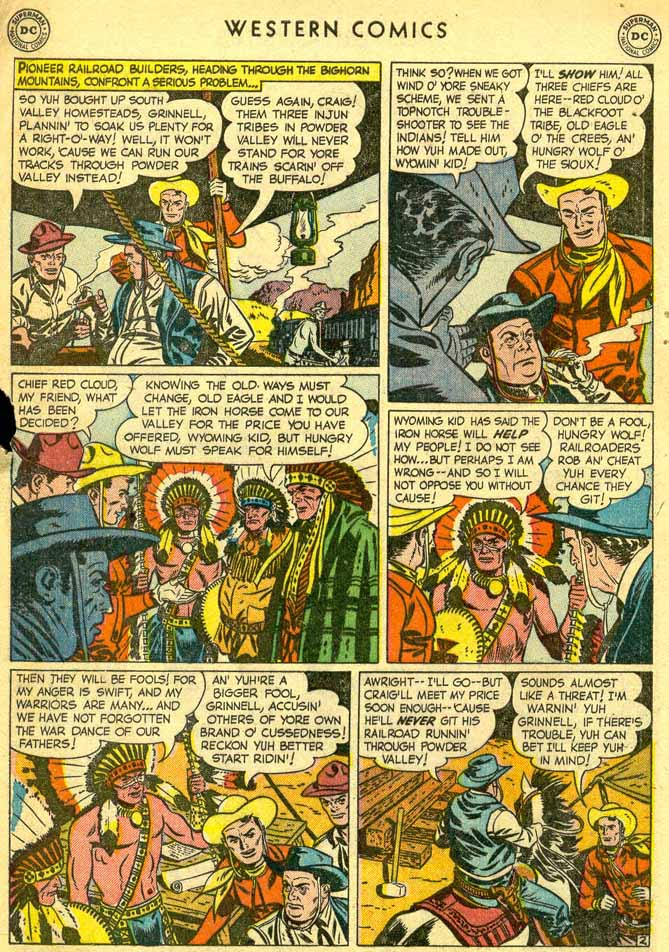 Western Comics issue 25 - Page 4