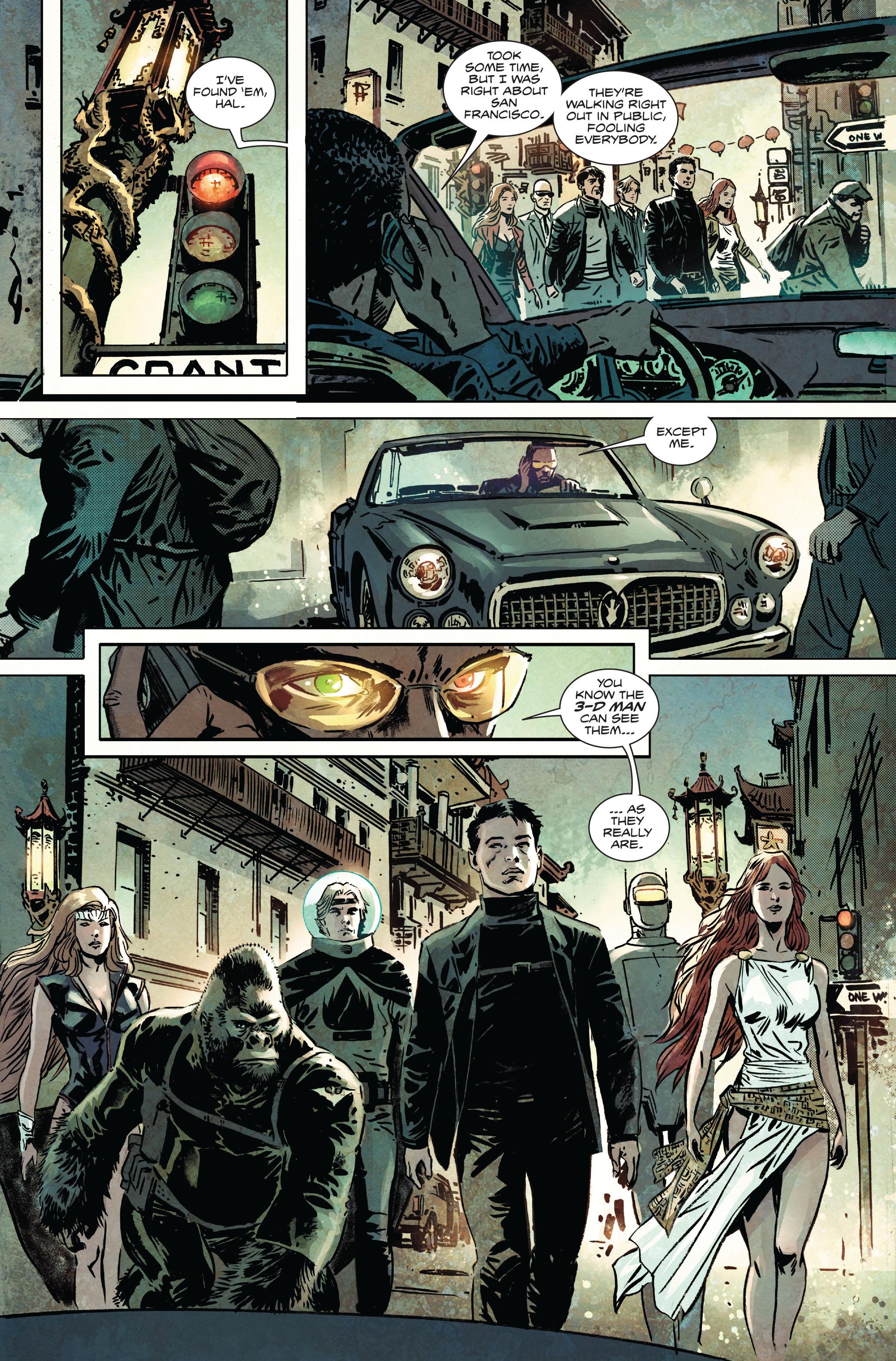Read online Atlas comic -  Issue #1 - 3