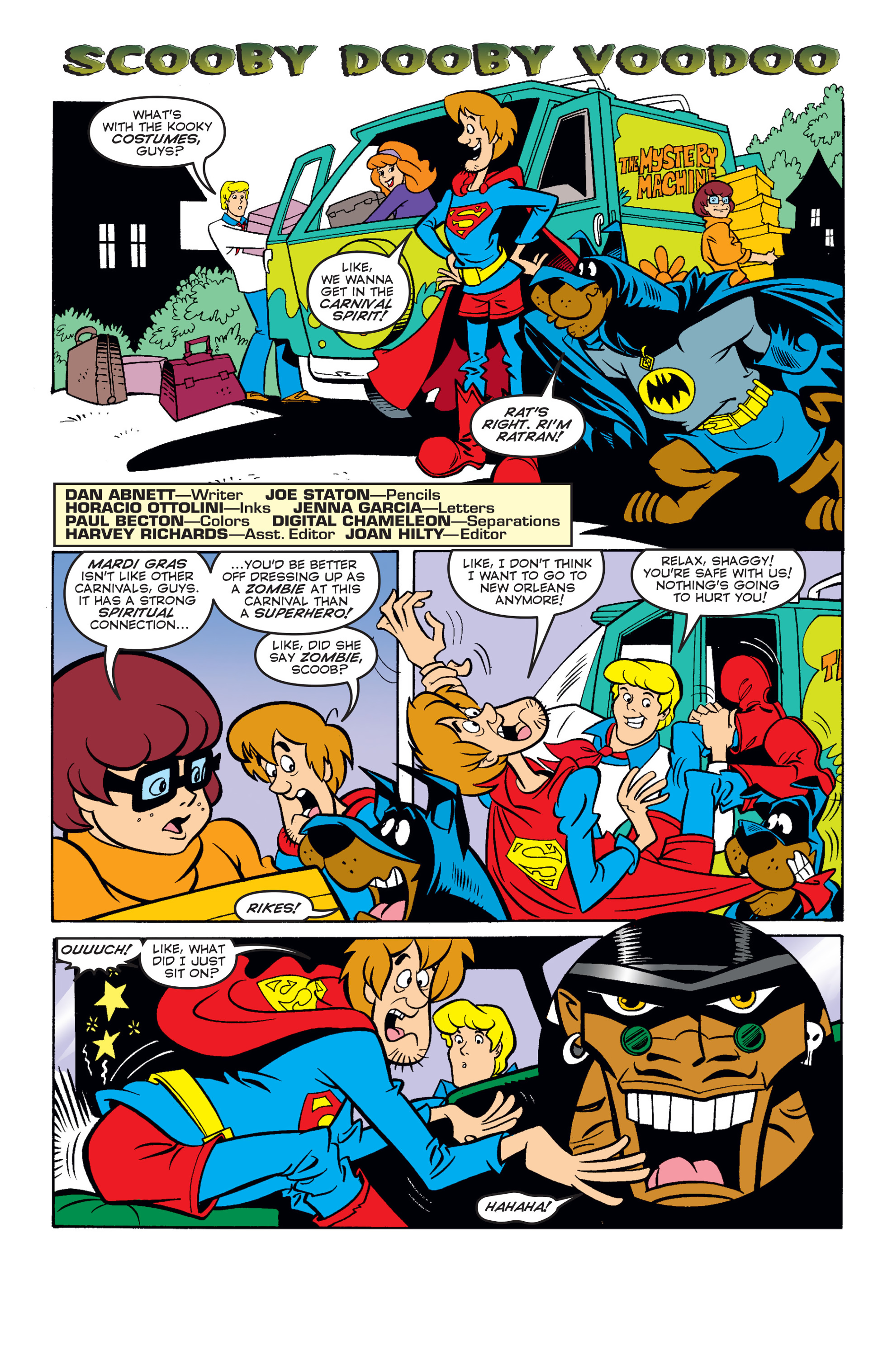 Read online Scooby-Doo (1997) comic -  Issue #54 - 3