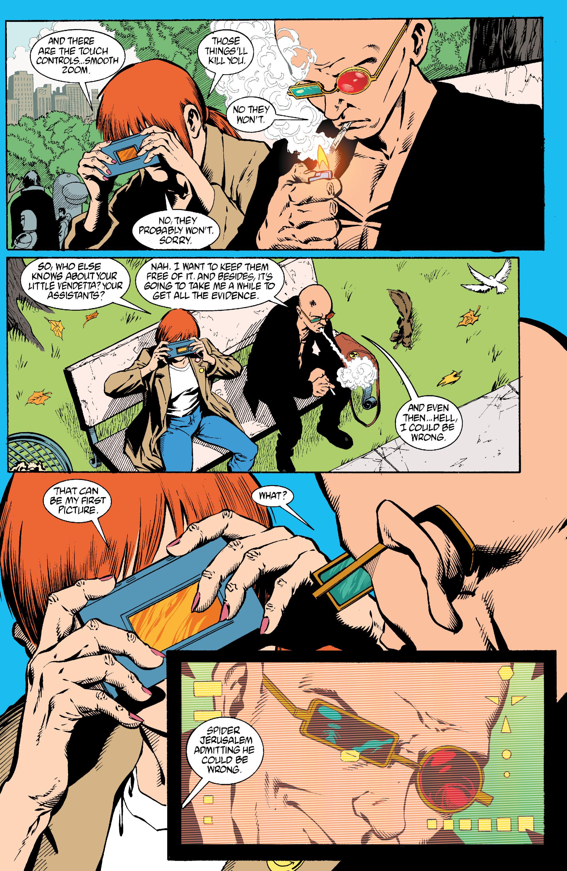 Read online Transmetropolitan comic -  Issue #22 - 17