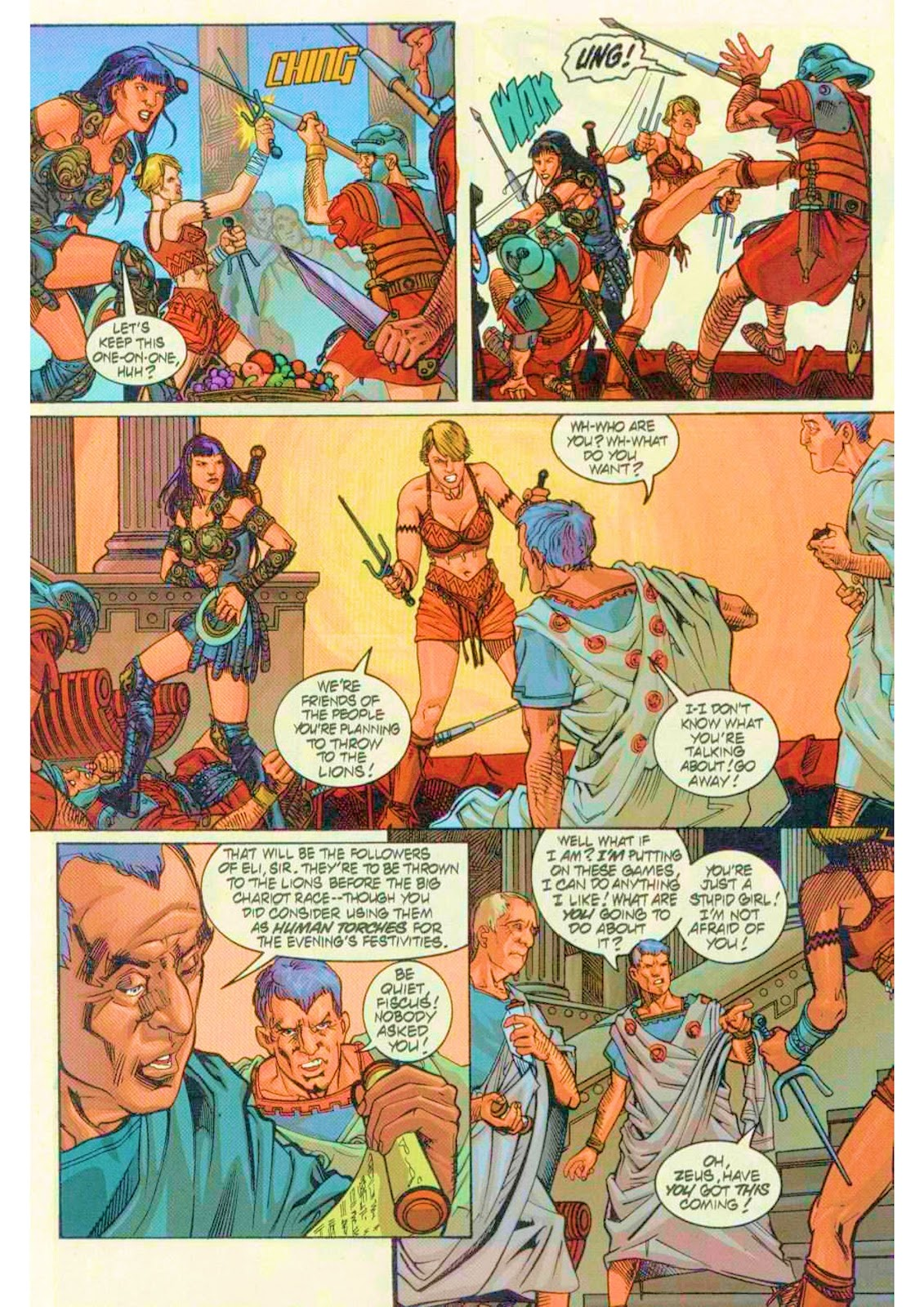 Xena: Warrior Princess (1999) Issue #7 #7 - English 13