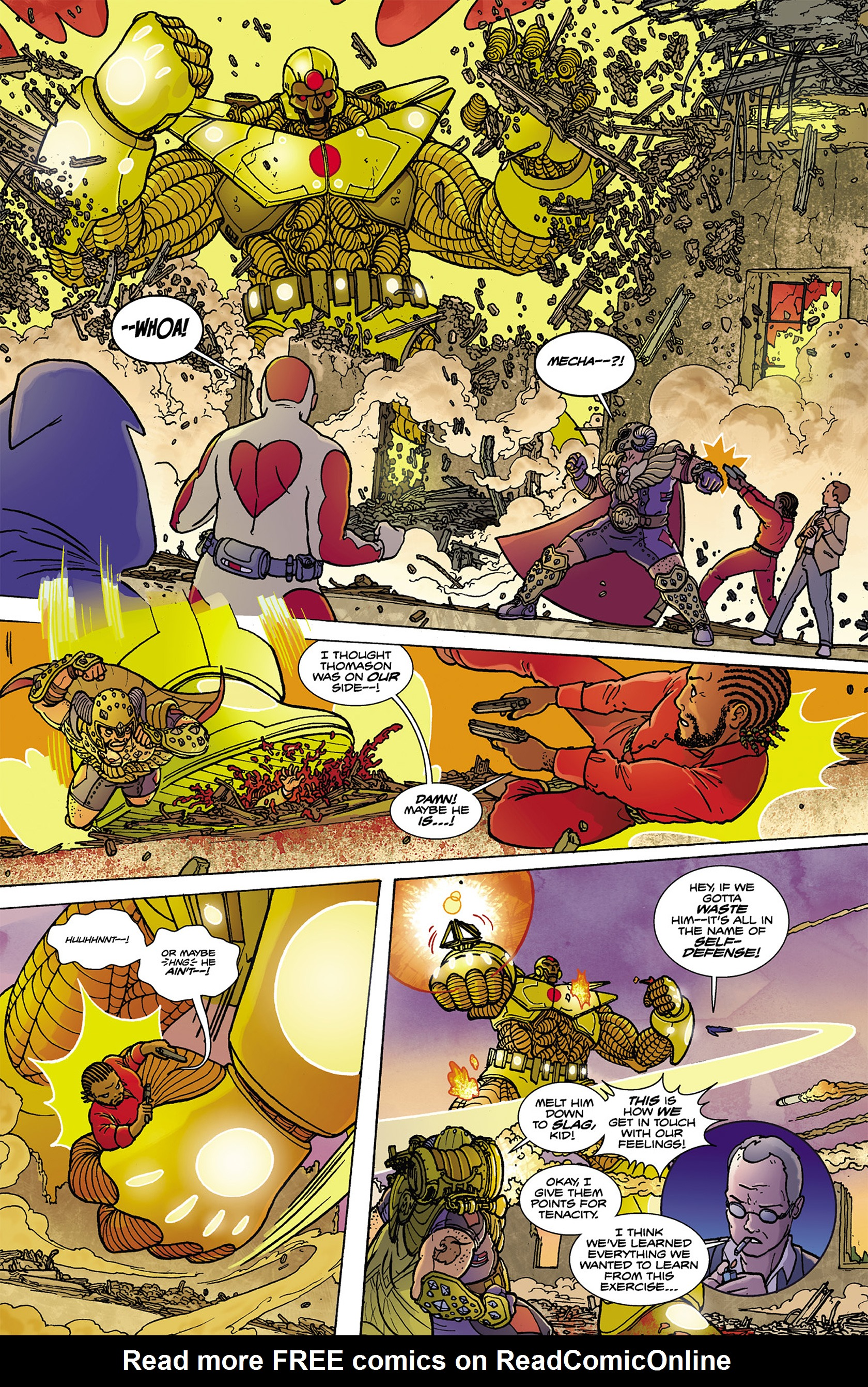 Read online Catalyst Comix comic -  Issue #2 - 29