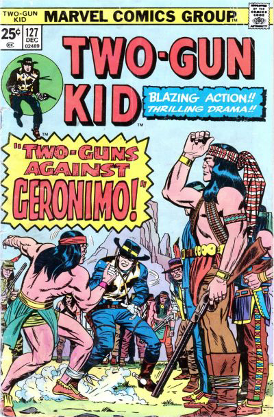 Read online Two-Gun Kid comic -  Issue #127 - 1