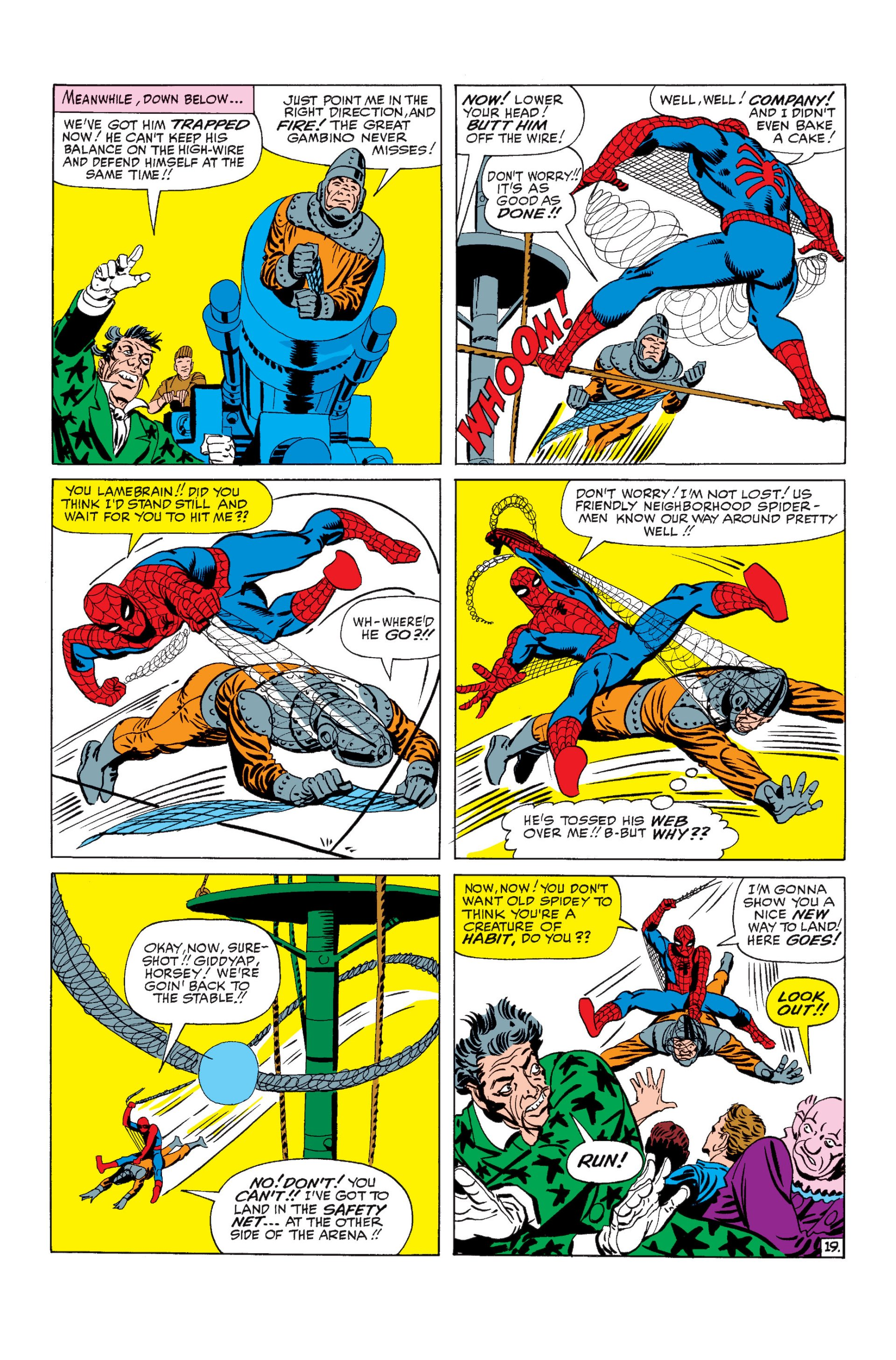 The Amazing Spider-Man (1963) 16 Page 19