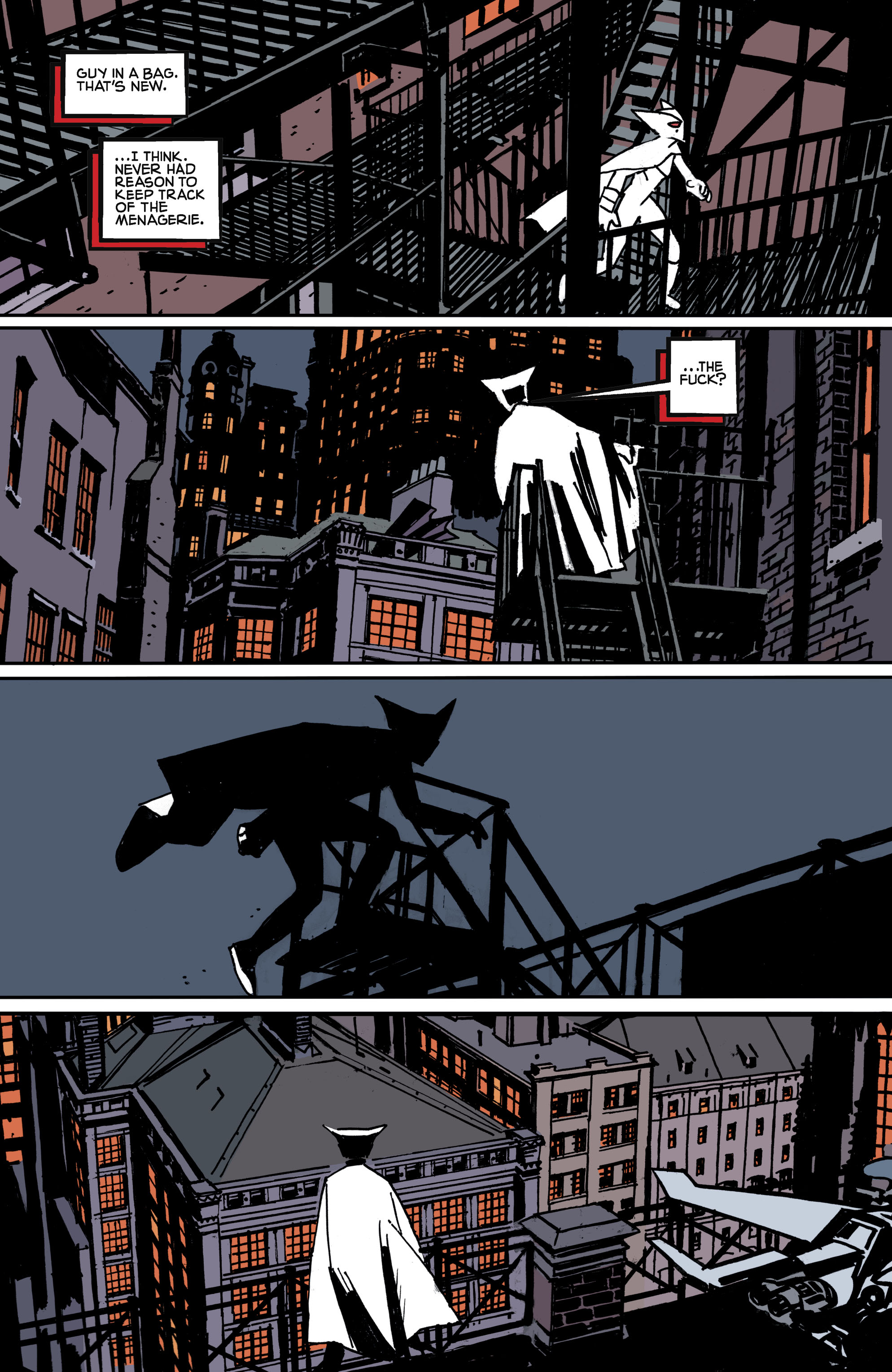 Read online Mother Panic comic -  Issue #7 - 21
