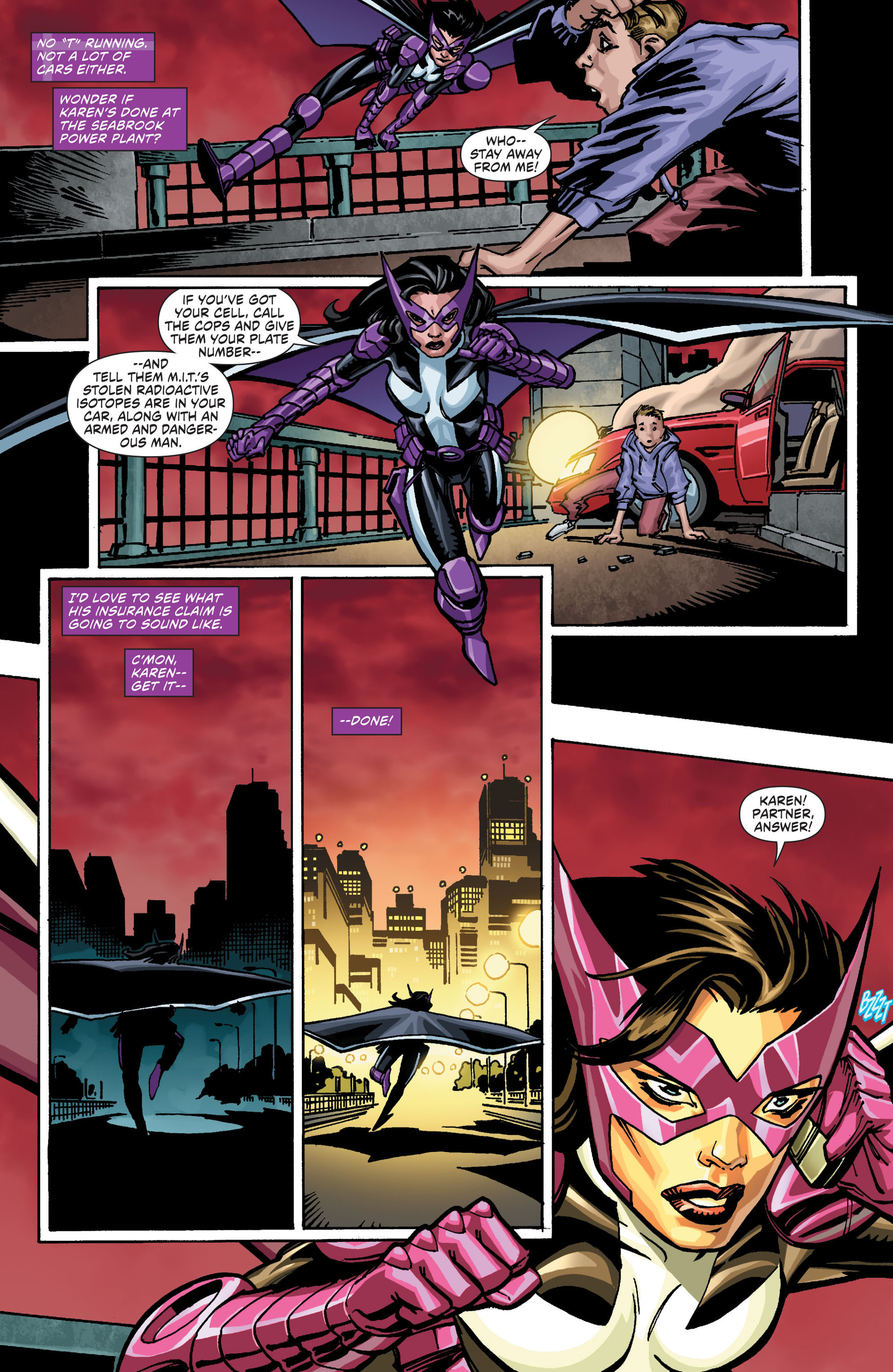 Read online Worlds' Finest comic -  Issue #24 - 5