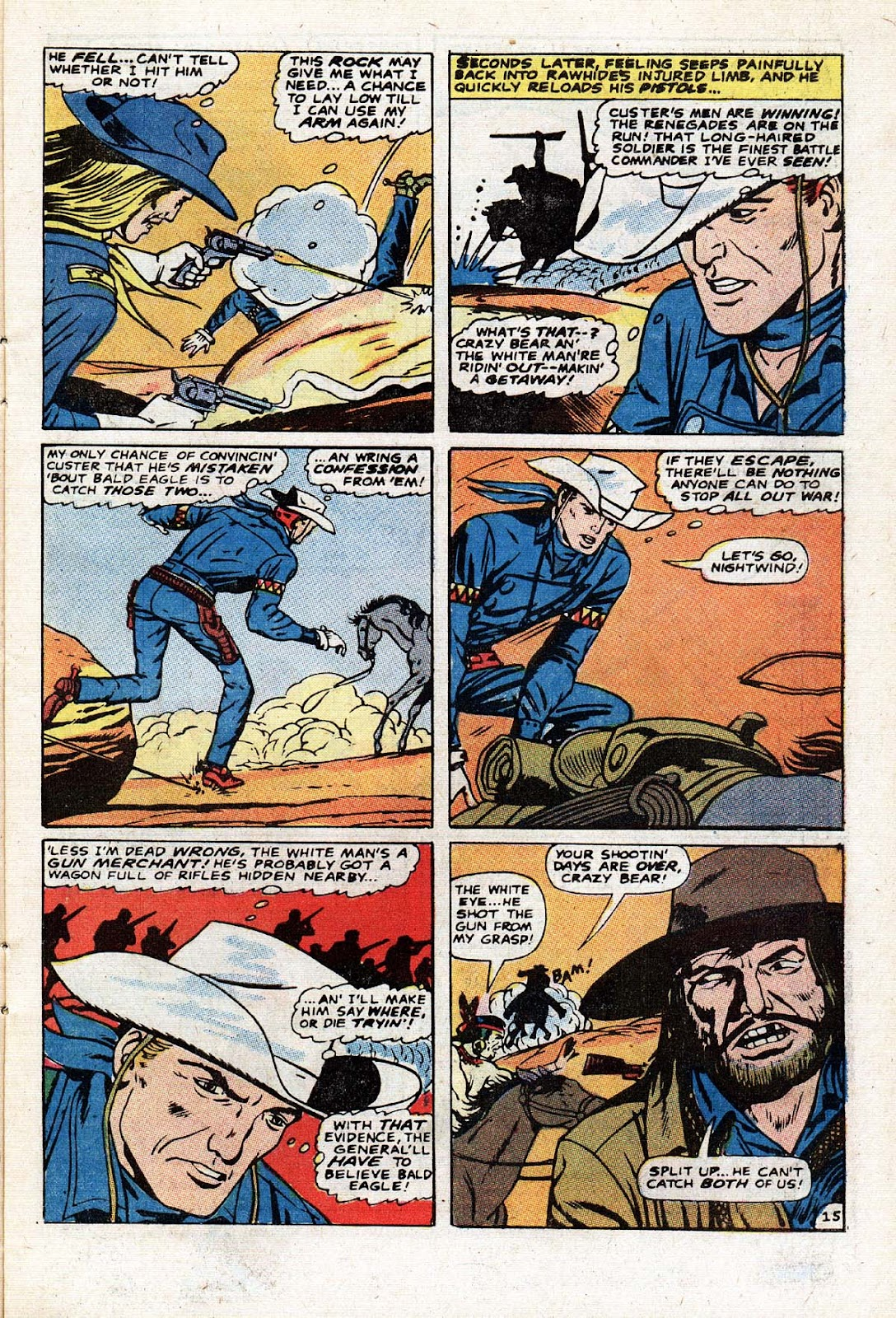 The Mighty Marvel Western issue 15 - Page 16