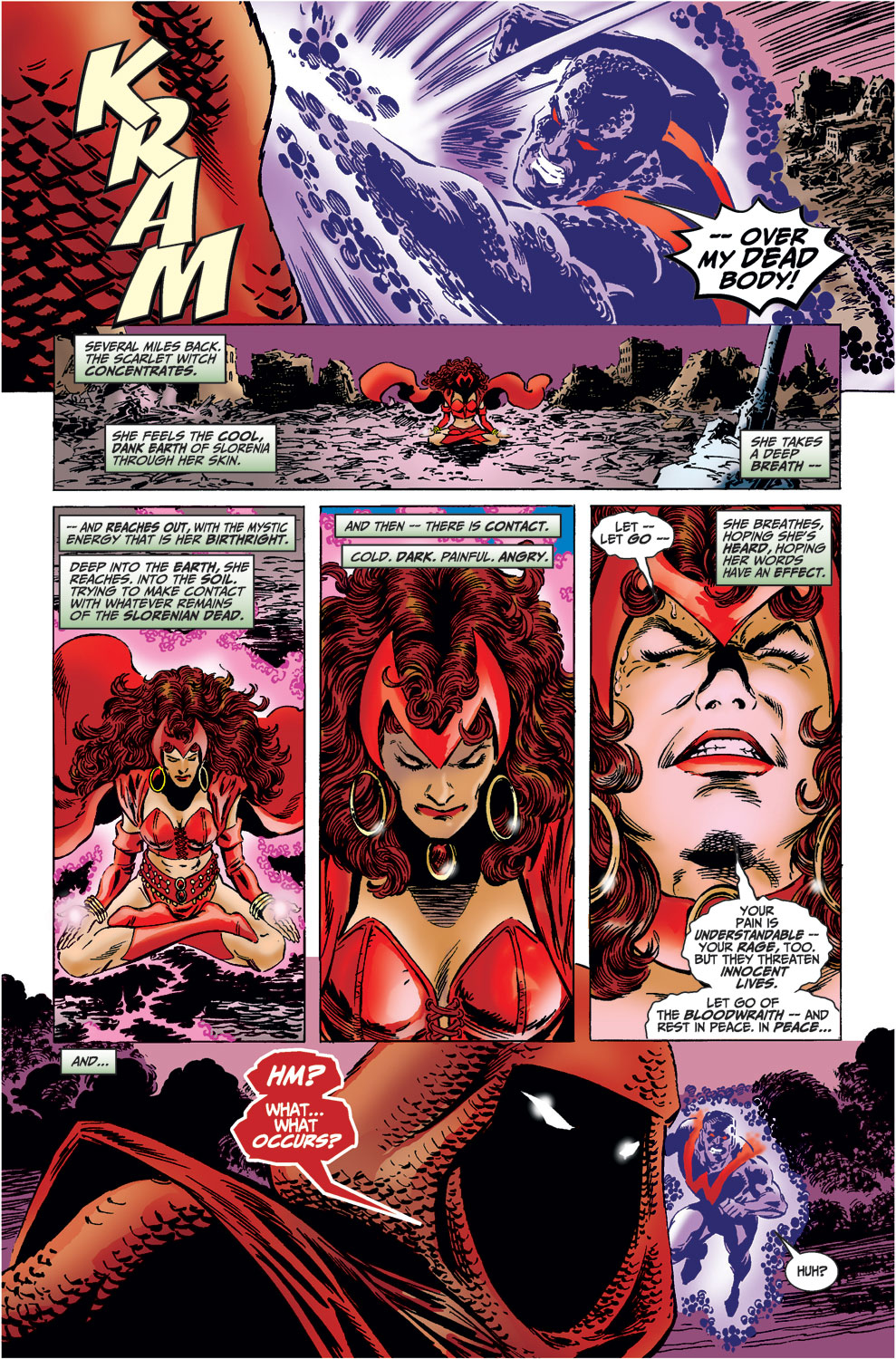 Read online Avengers (1998) comic -  Issue #37 - 14