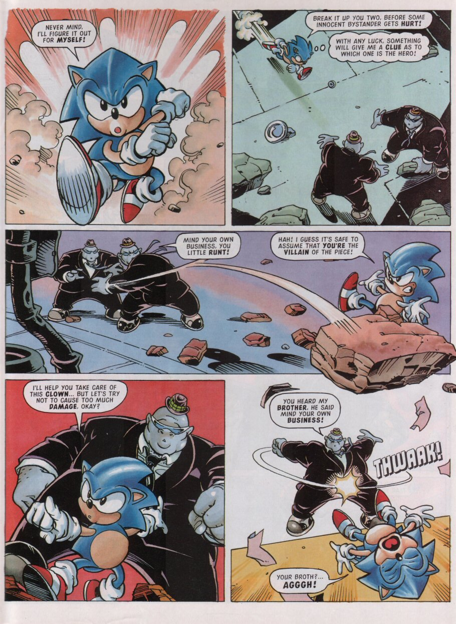 Read online Sonic the Comic comic -  Issue #95 - 6
