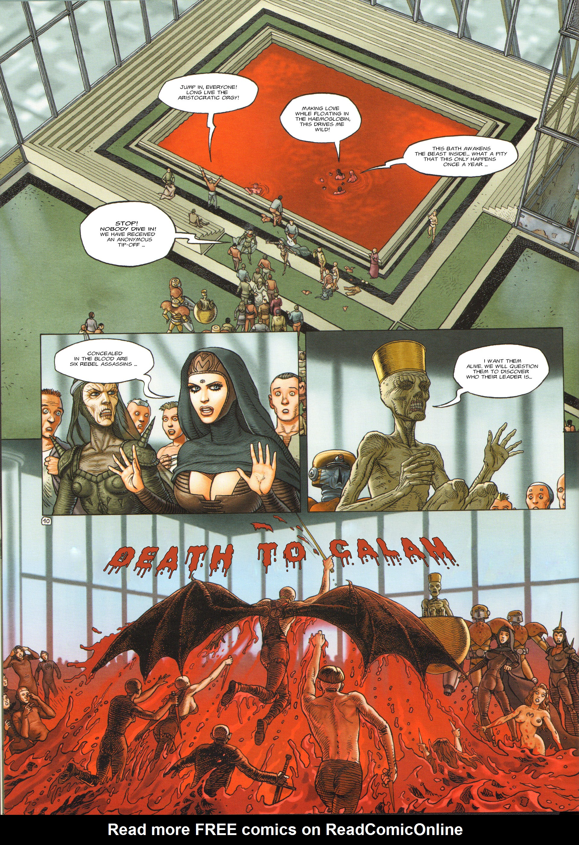 Read online Megalex (2014) comic -  Issue #3 - 13