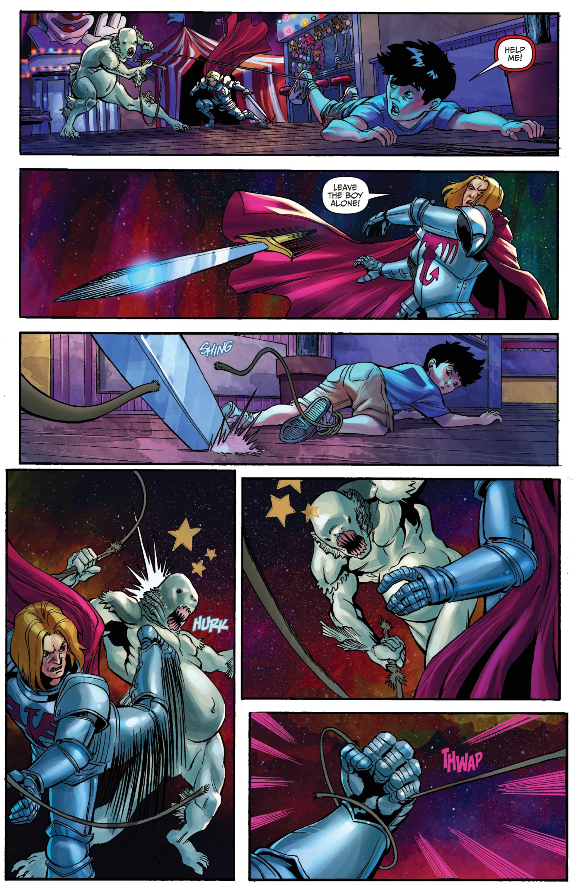 Read online Snow White vs. Snow White comic -  Issue #2 - 19