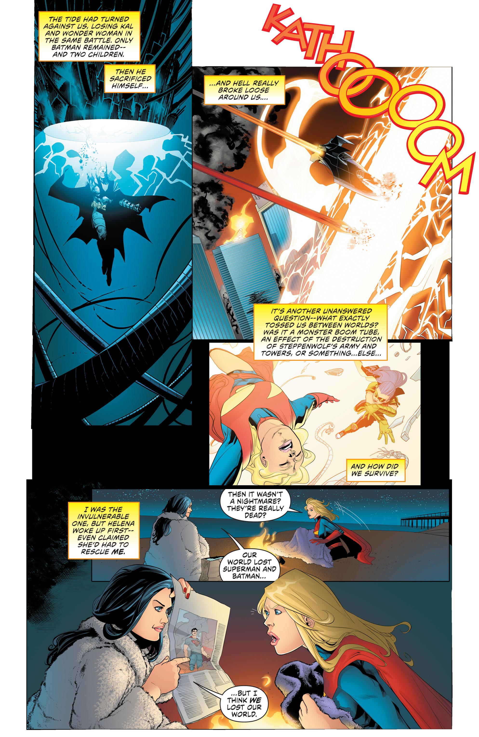 Read online Secret Origins (2014) comic -  Issue #9 - 22