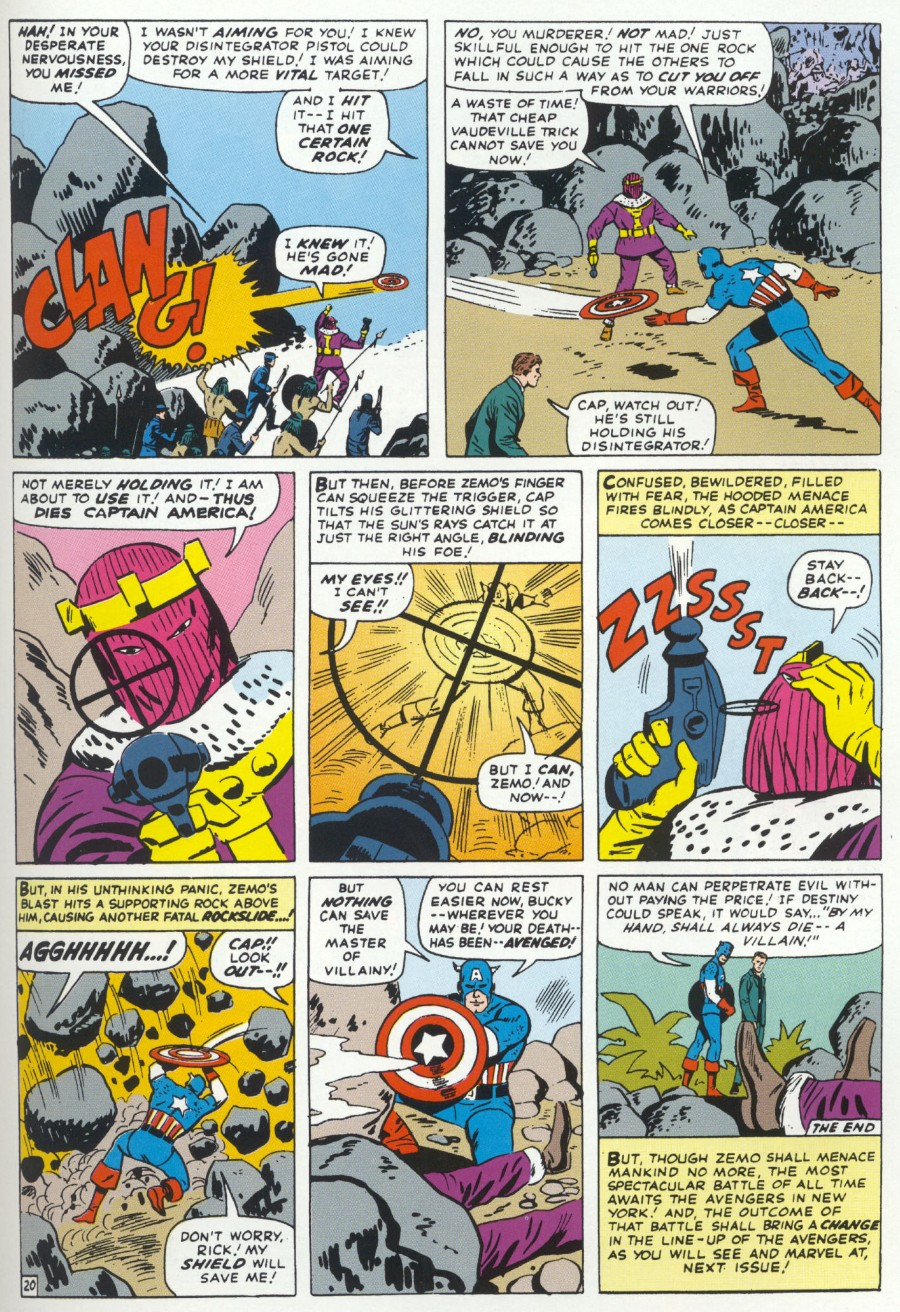 The Avengers (1963) 15 Page 20