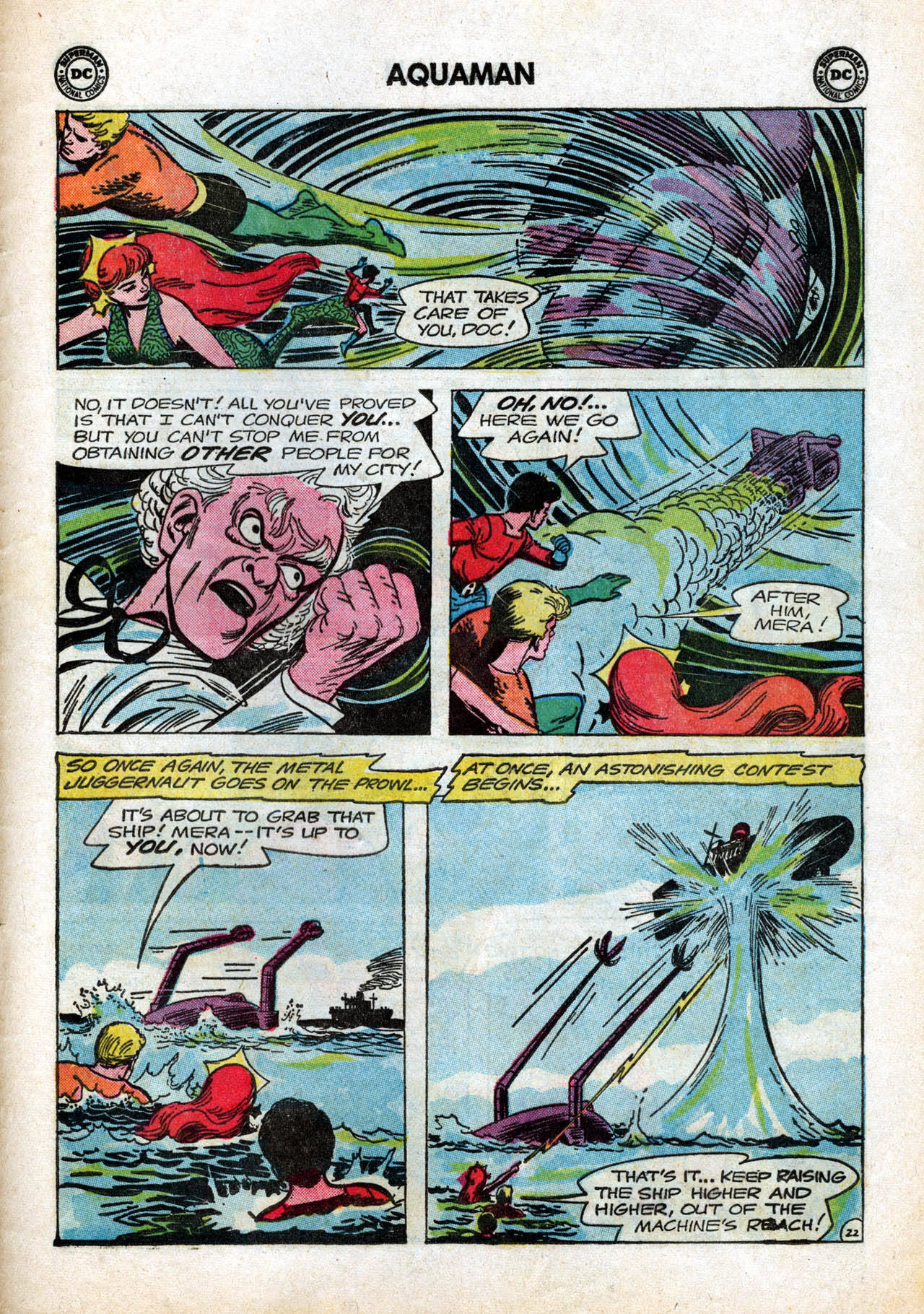 Read online Aquaman (1962) comic -  Issue #15 - 29