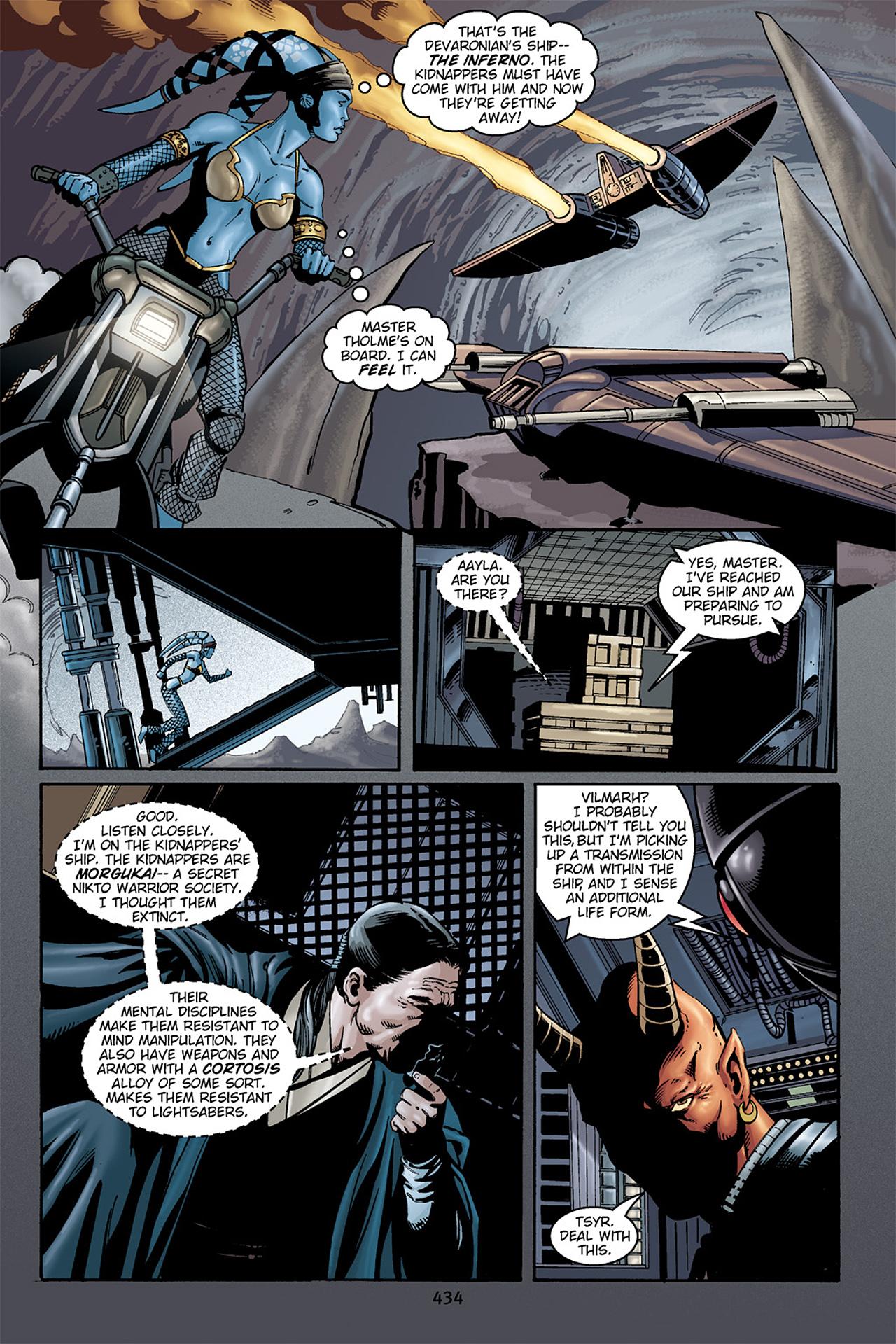 Read online Star Wars Omnibus comic -  Issue # Vol. 15.5 - 152