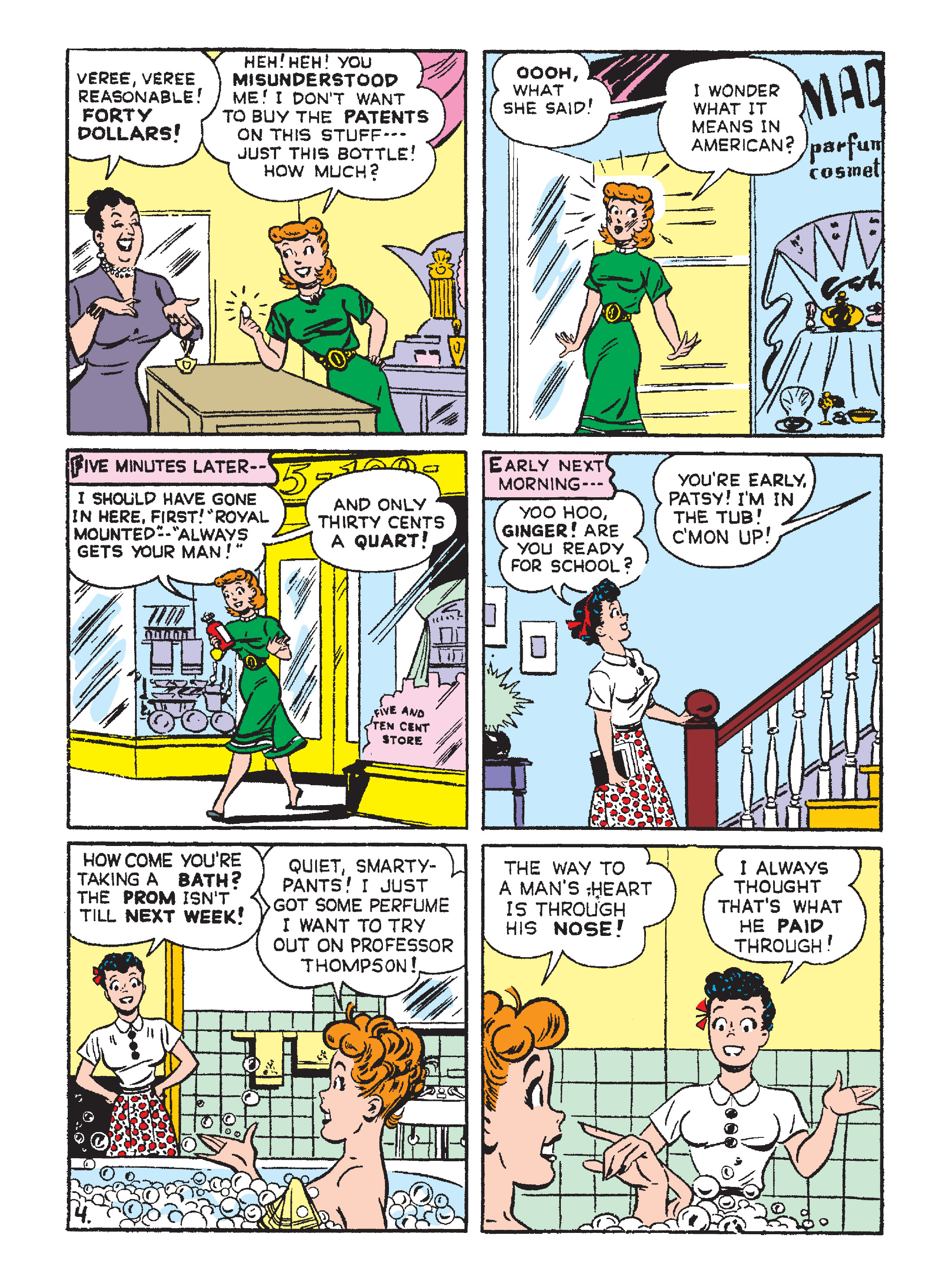 Read online Archie 75th Anniversary Digest comic -  Issue #5 - 42
