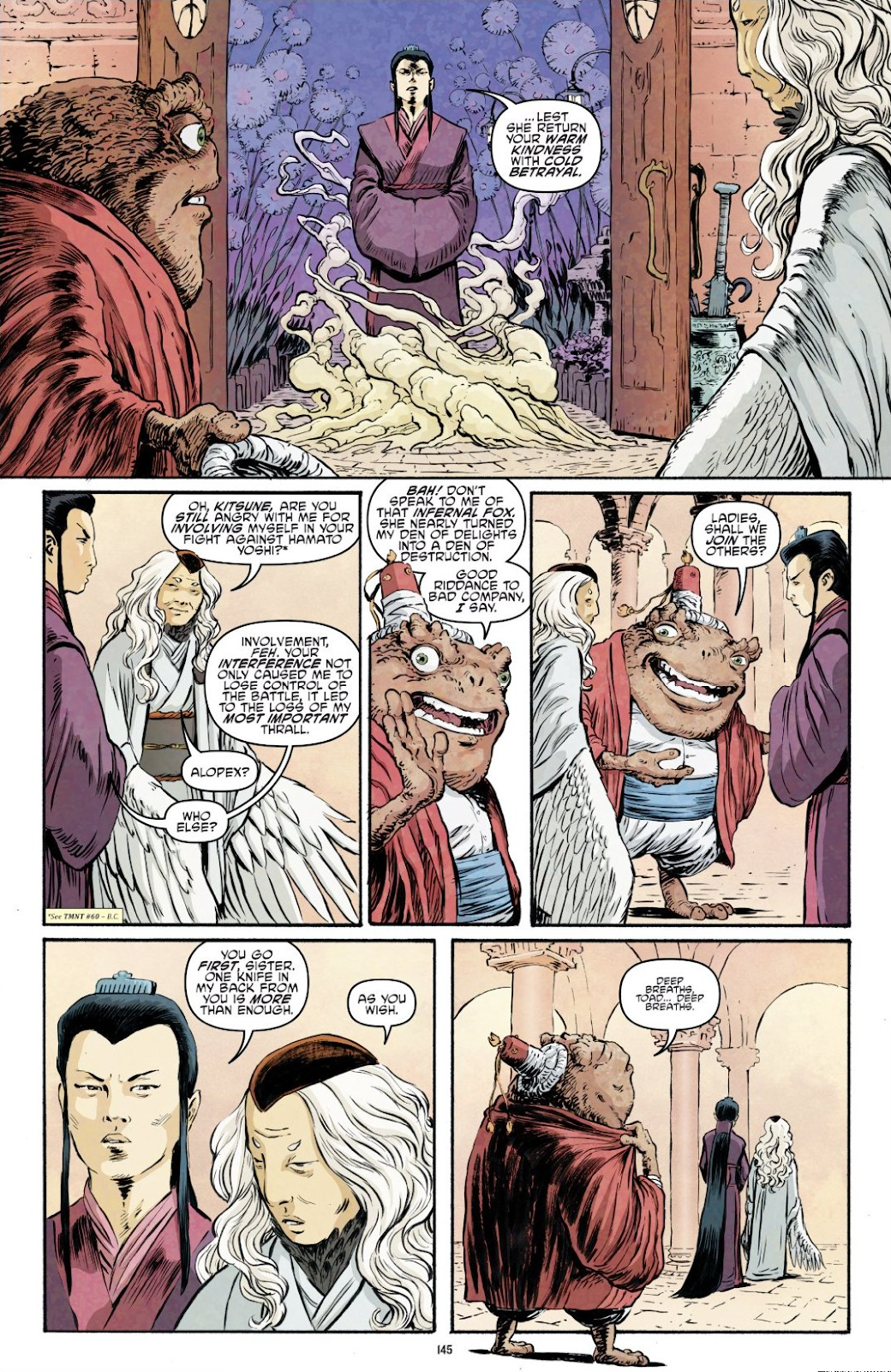 Read online Teenage Mutant Ninja Turtles: The IDW Collection comic -  Issue # TPB 9 (Part 2) - 45