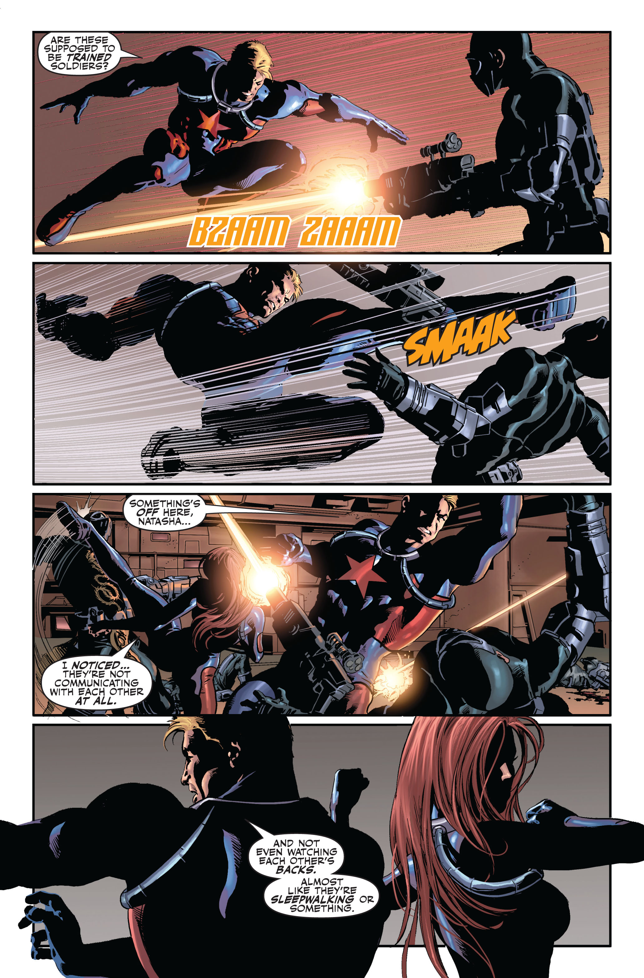 Read online Secret Avengers (2010) comic -  Issue #2 - 11