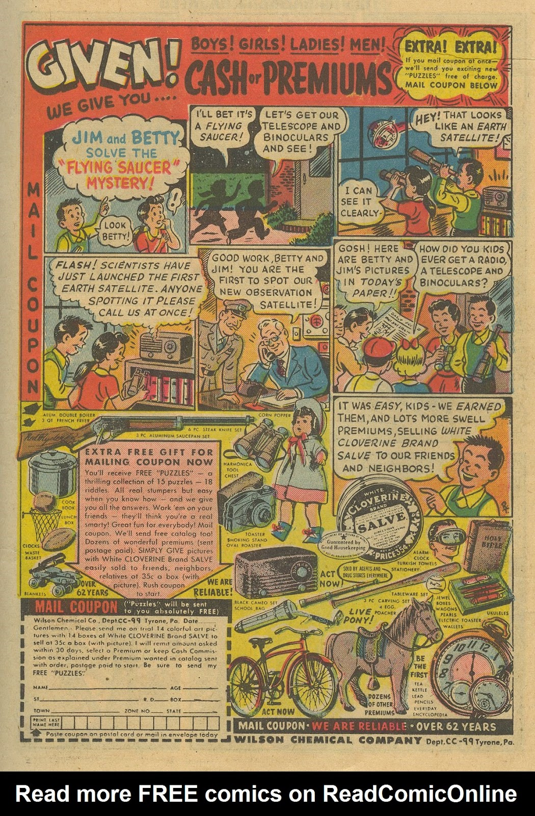 Read online This Magazine Is Haunted comic -  Issue #13 - 15