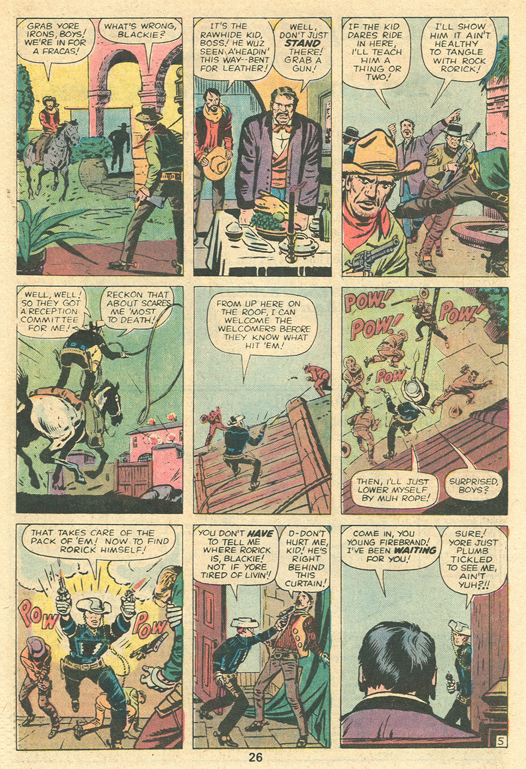 The Rawhide Kid (1955) issue 141 - Page 28