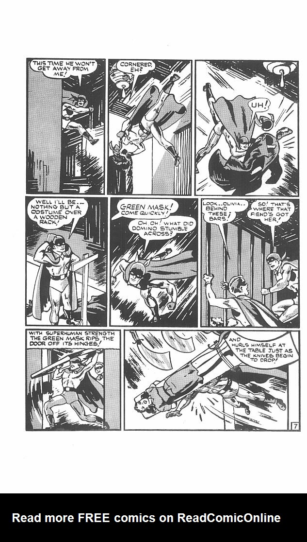 Read online Men of Mystery Comics comic -  Issue #25 - 42