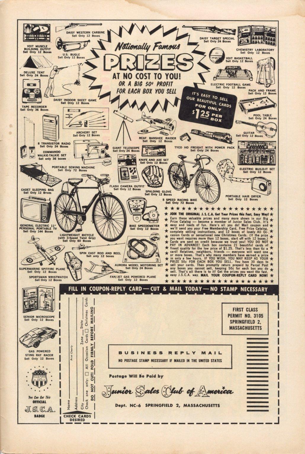 Read online Adventure Comics (1938) comic -  Issue #323 - 35