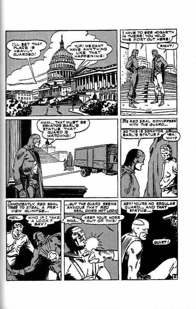 Read online Men of Mystery Comics comic -  Issue #44 - 45