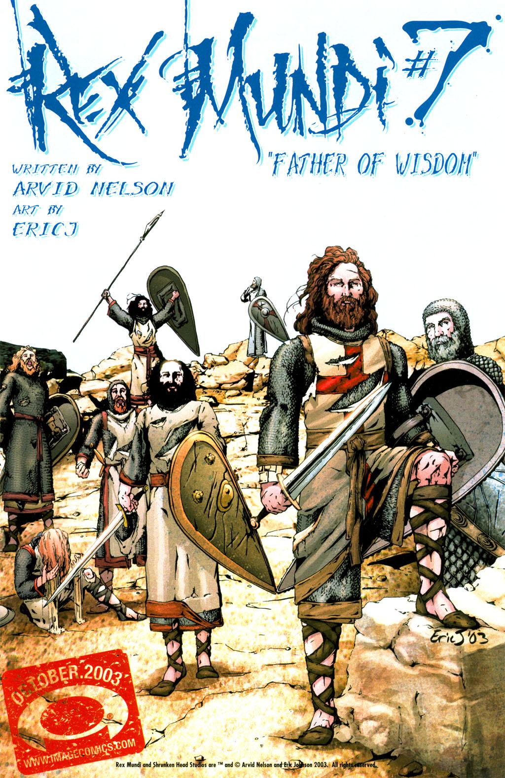Read online Rex Mundi comic -  Issue #6 - 32