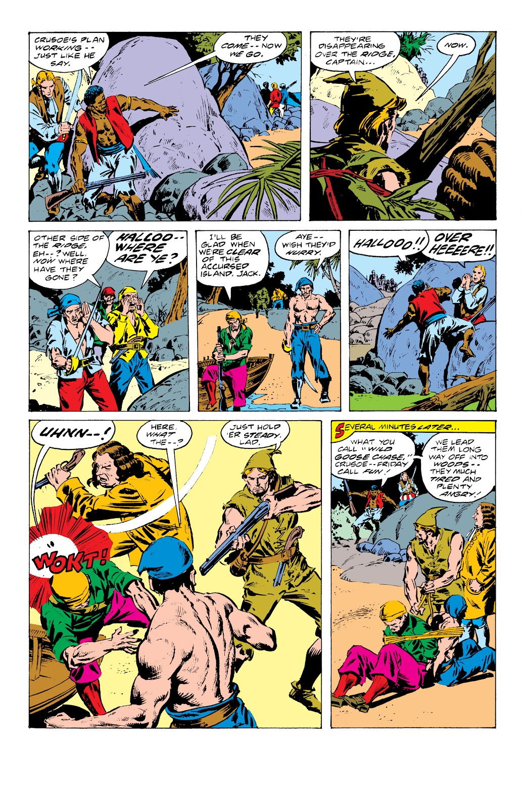 Marvel Classics Comics Series Featuring issue 19 - Page 45