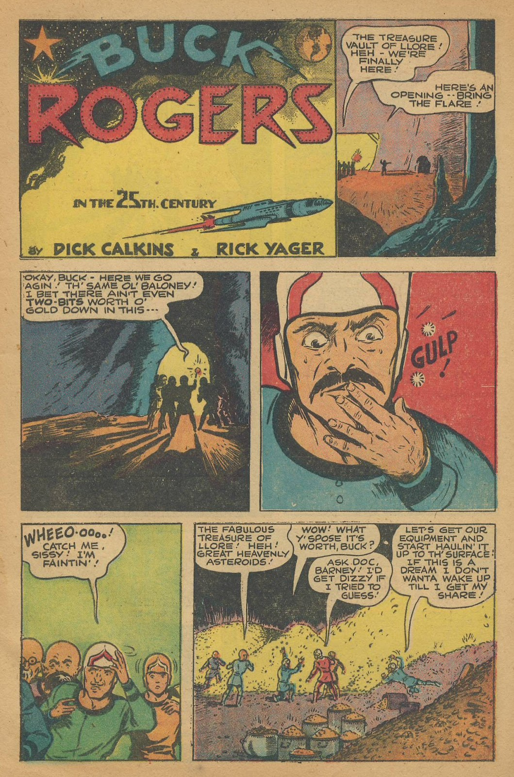 Read online Famous Funnies comic -  Issue #150 - 5