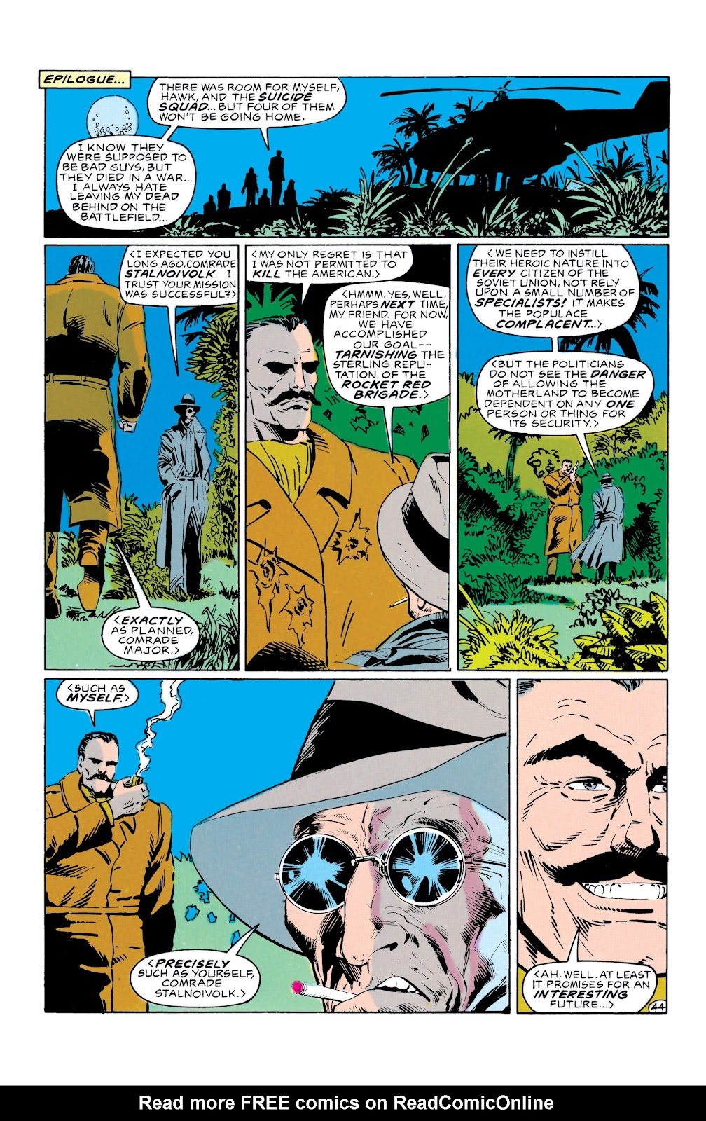 Doom Patrol and Suicide Squad Special issue Special 1 - Page 43