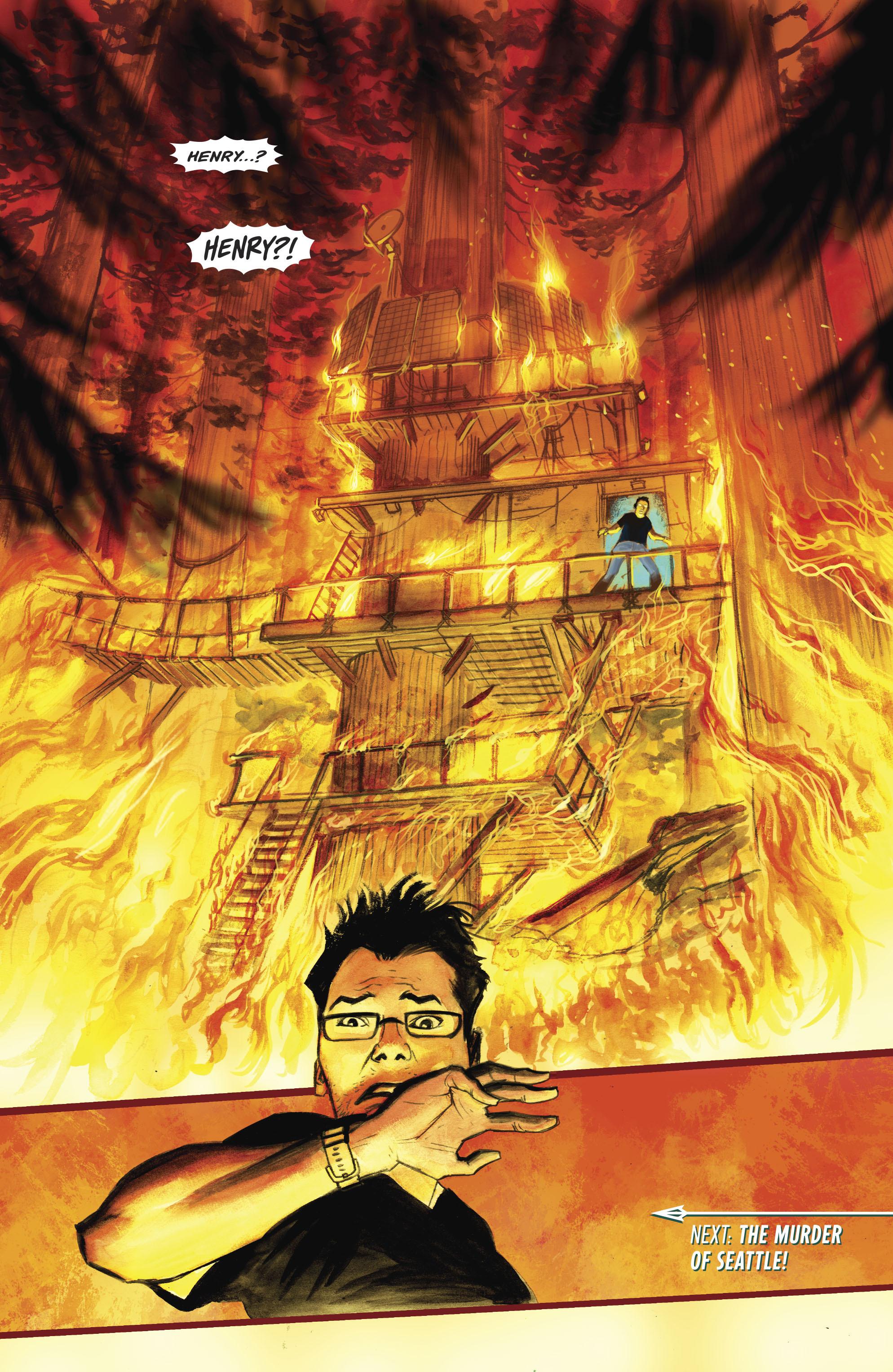 Read online Green Arrow (2016) comic -  Issue #22 - 23
